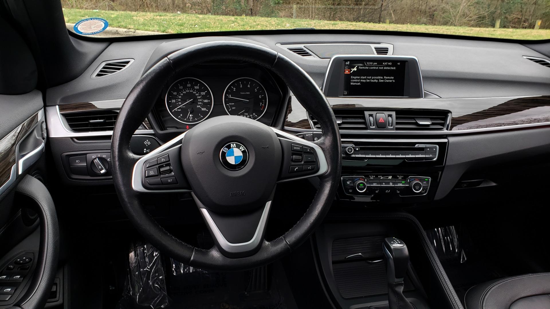 Used 2017 BMW X1 XDRIVE28I / PREM PKG / DRIVER ASST / NAV / CLD WTHR for sale Sold at Formula Imports in Charlotte NC 28227 39
