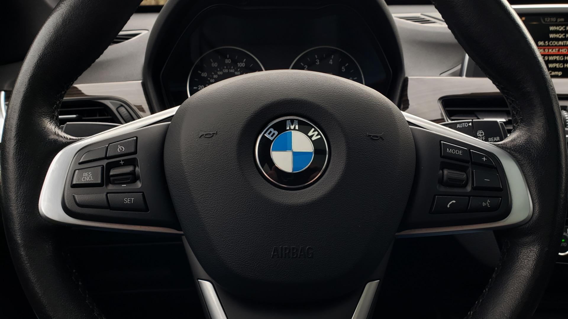 Used 2017 BMW X1 XDRIVE28I / PREM PKG / DRIVER ASST / NAV / CLD WTHR for sale Sold at Formula Imports in Charlotte NC 28227 41