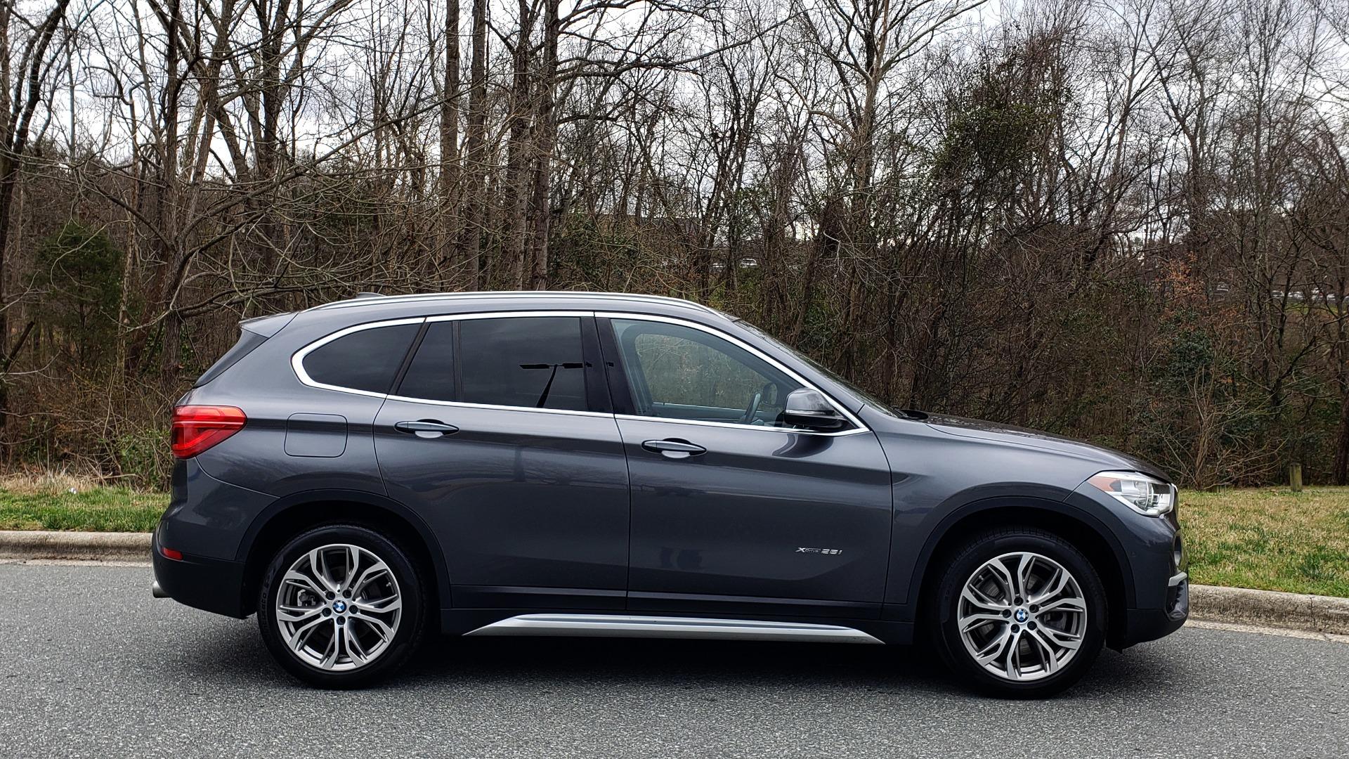 Used 2017 BMW X1 XDRIVE28I / PREM PKG / DRIVER ASST / NAV / CLD WTHR for sale Sold at Formula Imports in Charlotte NC 28227 5