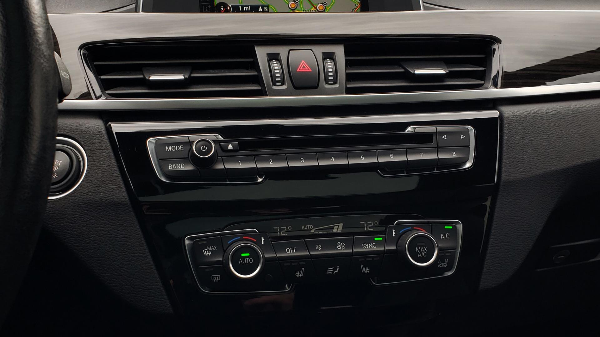 Used 2017 BMW X1 XDRIVE28I / PREM PKG / DRIVER ASST / NAV / CLD WTHR for sale Sold at Formula Imports in Charlotte NC 28227 50