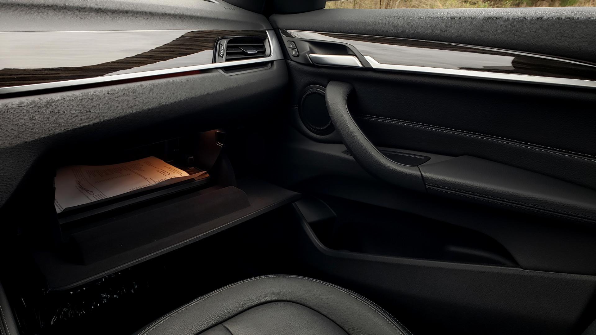Used 2017 BMW X1 XDRIVE28I / PREM PKG / DRIVER ASST / NAV / CLD WTHR for sale Sold at Formula Imports in Charlotte NC 28227 54