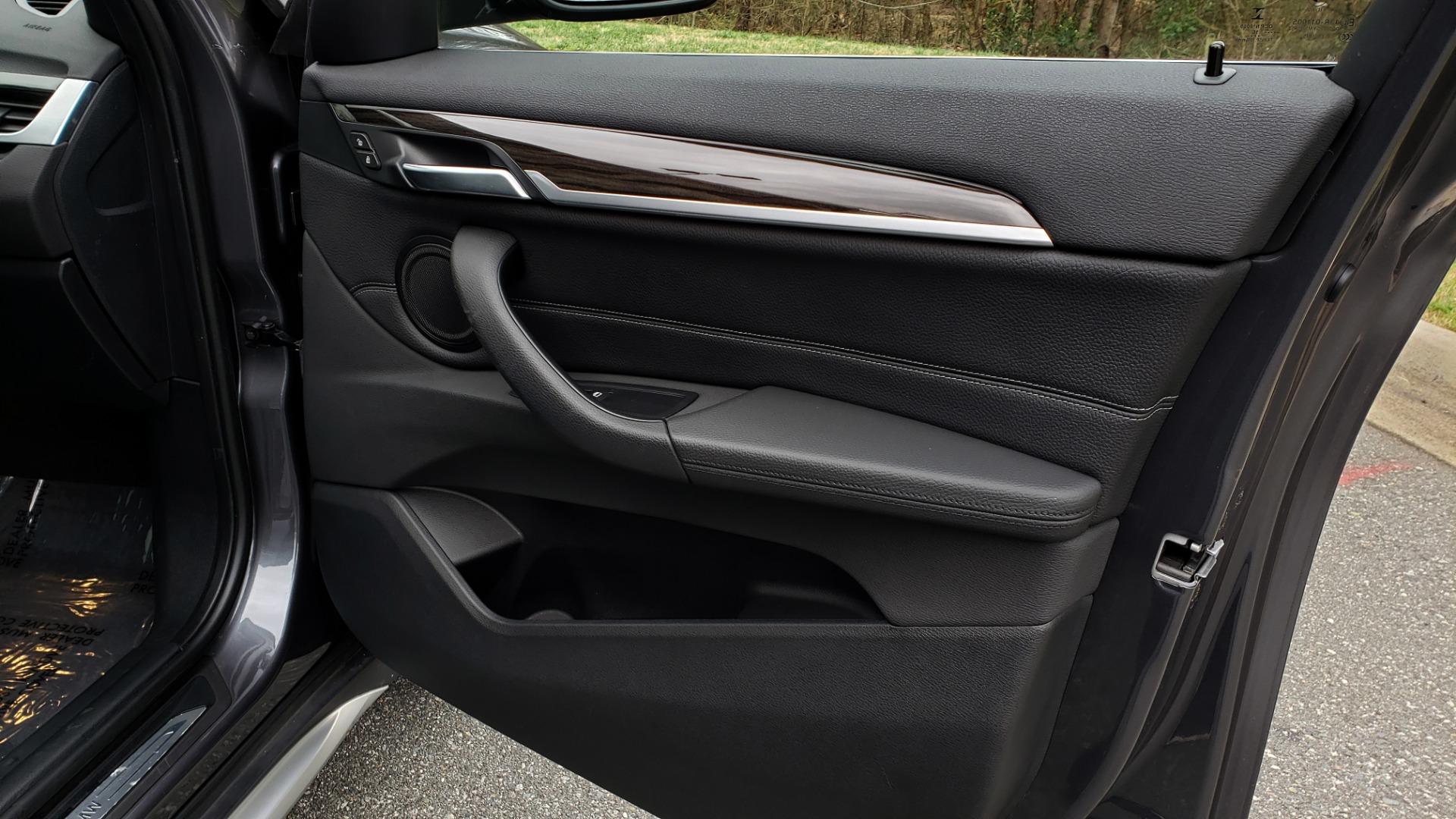 Used 2017 BMW X1 XDRIVE28I / PREM PKG / DRIVER ASST / NAV / CLD WTHR for sale Sold at Formula Imports in Charlotte NC 28227 66
