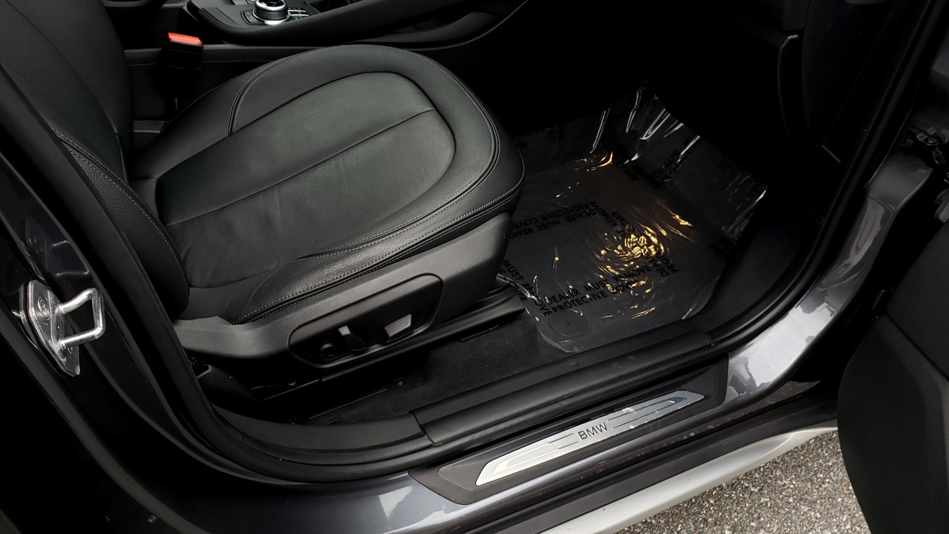 Used 2017 BMW X1 XDRIVE28I / PREM PKG / DRIVER ASST / NAV / CLD WTHR for sale Sold at Formula Imports in Charlotte NC 28227 68