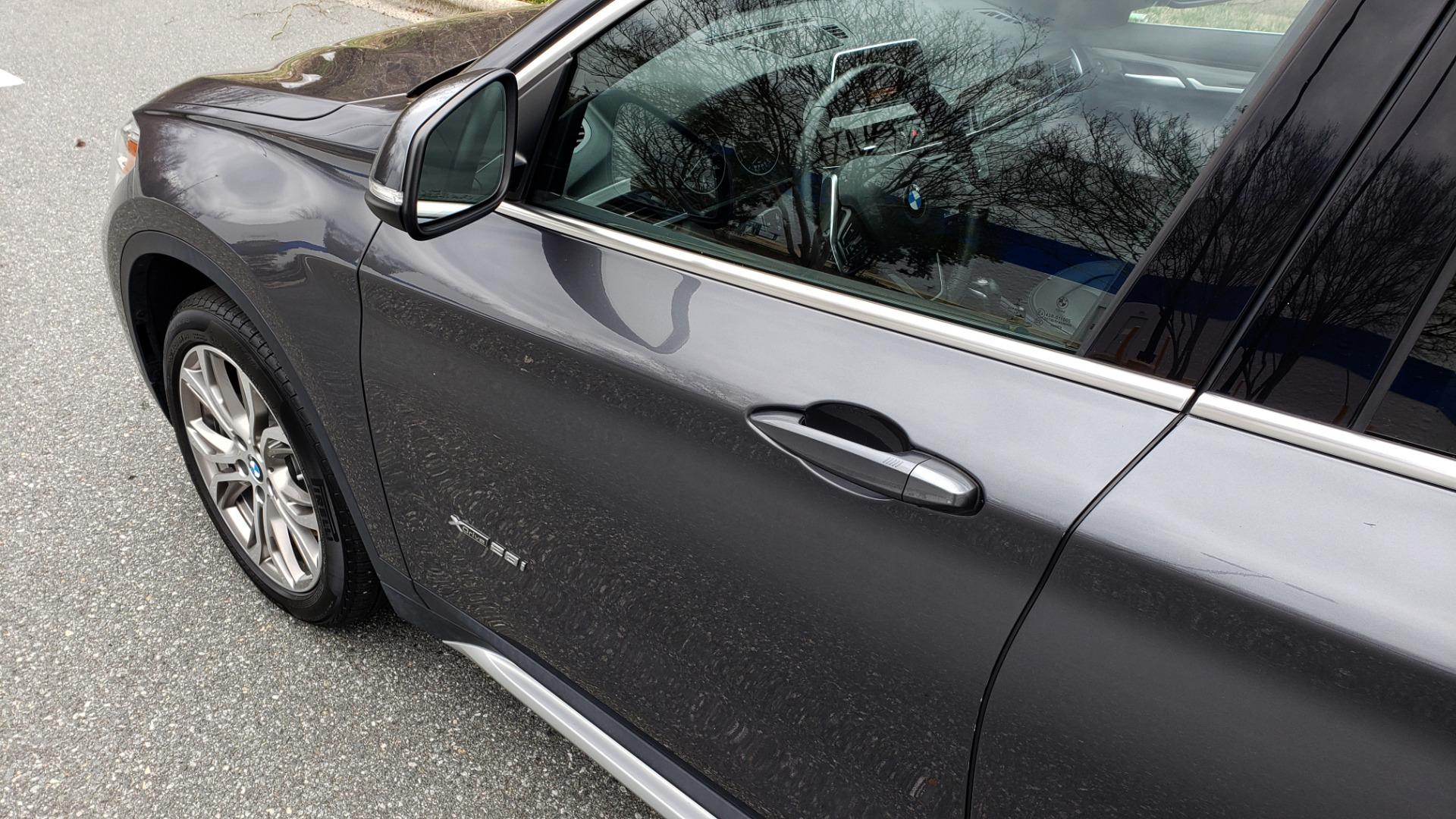 Used 2017 BMW X1 XDRIVE28I / PREM PKG / DRIVER ASST / NAV / CLD WTHR for sale Sold at Formula Imports in Charlotte NC 28227 7