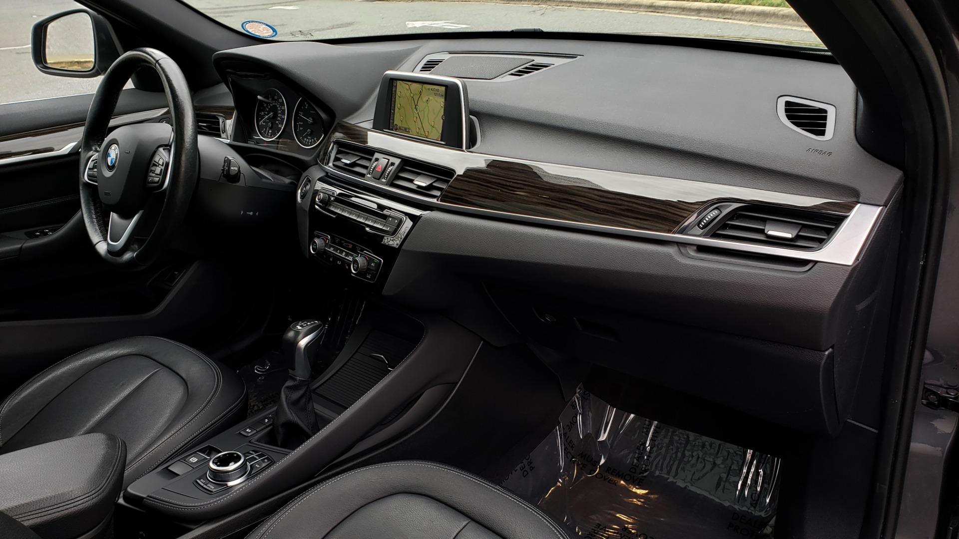 Used 2017 BMW X1 XDRIVE28I / PREM PKG / DRIVER ASST / NAV / CLD WTHR for sale Sold at Formula Imports in Charlotte NC 28227 70