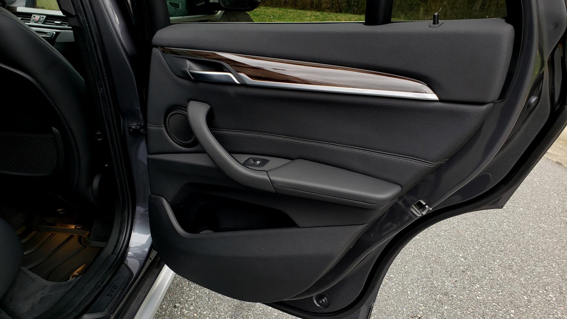 Used 2017 BMW X1 XDRIVE28I / PREM PKG / DRIVER ASST / NAV / CLD WTHR for sale Sold at Formula Imports in Charlotte NC 28227 73