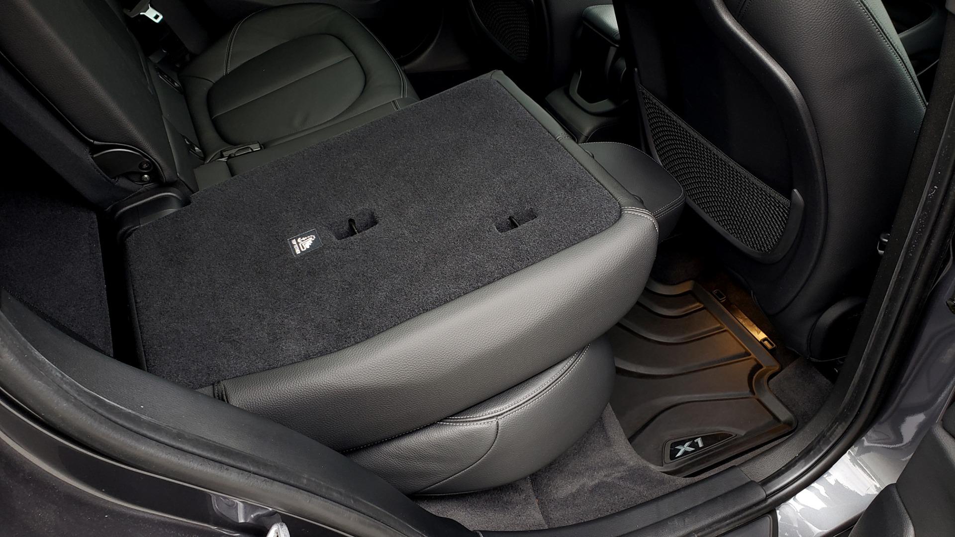 Used 2017 BMW X1 XDRIVE28I / PREM PKG / DRIVER ASST / NAV / CLD WTHR for sale Sold at Formula Imports in Charlotte NC 28227 78