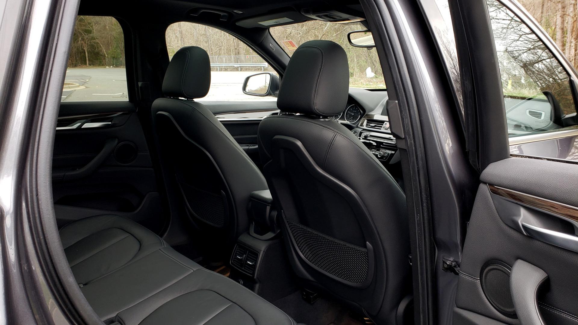 Used 2017 BMW X1 XDRIVE28I / PREM PKG / DRIVER ASST / NAV / CLD WTHR for sale Sold at Formula Imports in Charlotte NC 28227 79