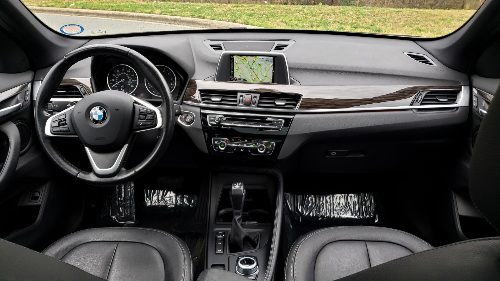 Used 2017 BMW X1 XDRIVE28I / PREM PKG / DRIVER ASST / NAV / CLD WTHR for sale Sold at Formula Imports in Charlotte NC 28227 81
