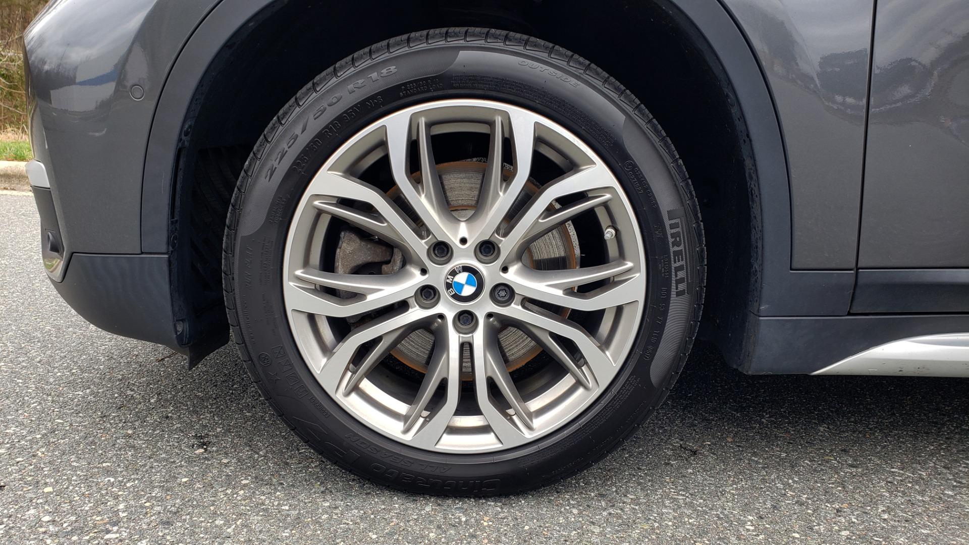 Used 2017 BMW X1 XDRIVE28I / PREM PKG / DRIVER ASST / NAV / CLD WTHR for sale Sold at Formula Imports in Charlotte NC 28227 83