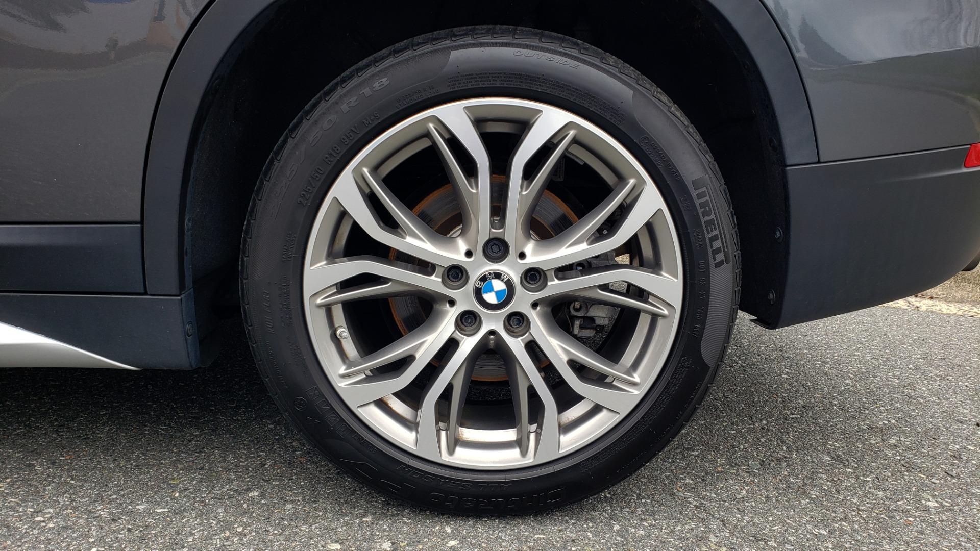 Used 2017 BMW X1 XDRIVE28I / PREM PKG / DRIVER ASST / NAV / CLD WTHR for sale Sold at Formula Imports in Charlotte NC 28227 84