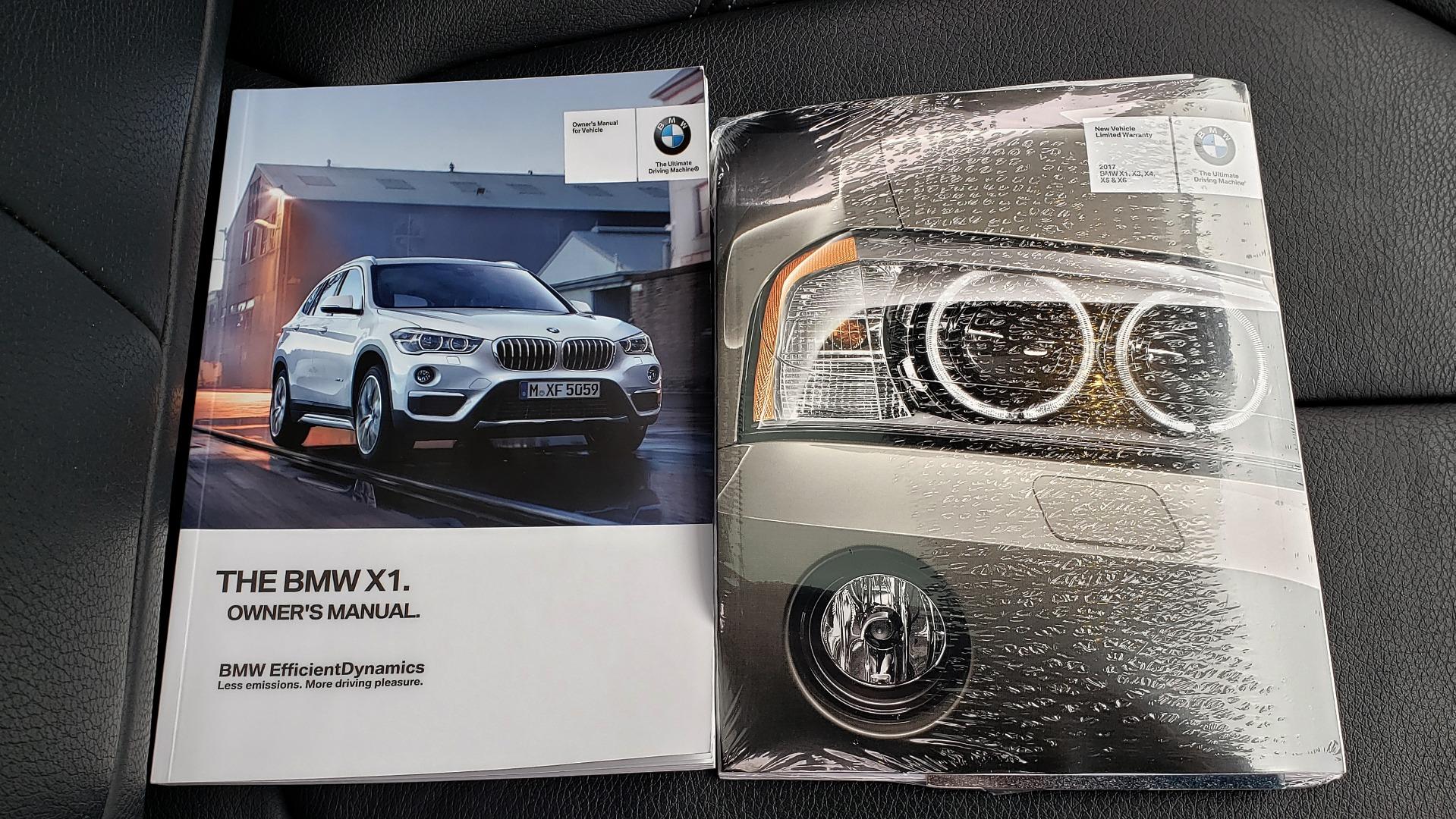Used 2017 BMW X1 XDRIVE28I / PREM PKG / DRIVER ASST / NAV / CLD WTHR for sale Sold at Formula Imports in Charlotte NC 28227 94