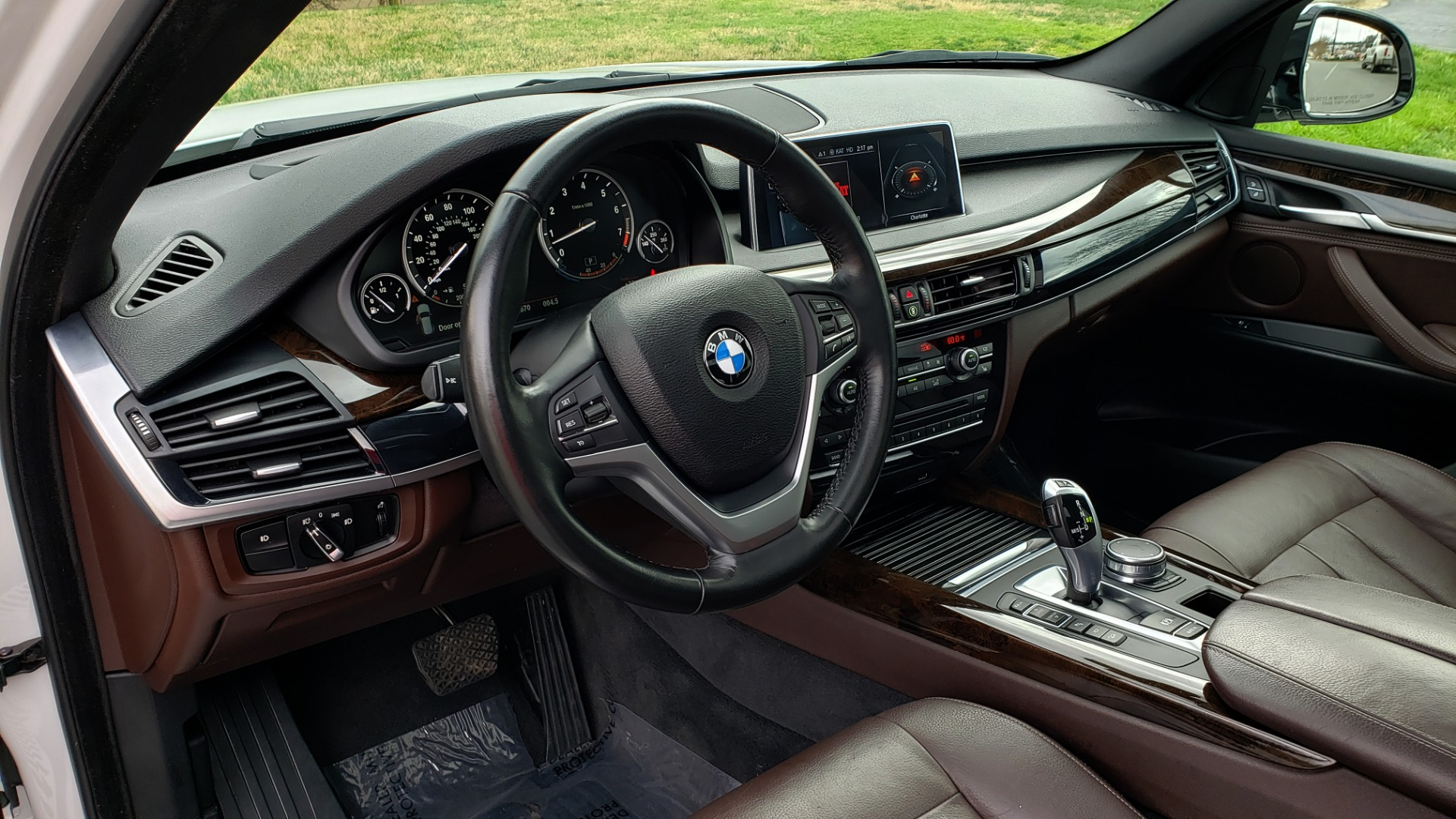 Used 2017 BMW X5 XDRIVE35I / NAV / HUD / DRVR ASST / SUNROOF / REARVIEW for sale Sold at Formula Imports in Charlotte NC 28227 37
