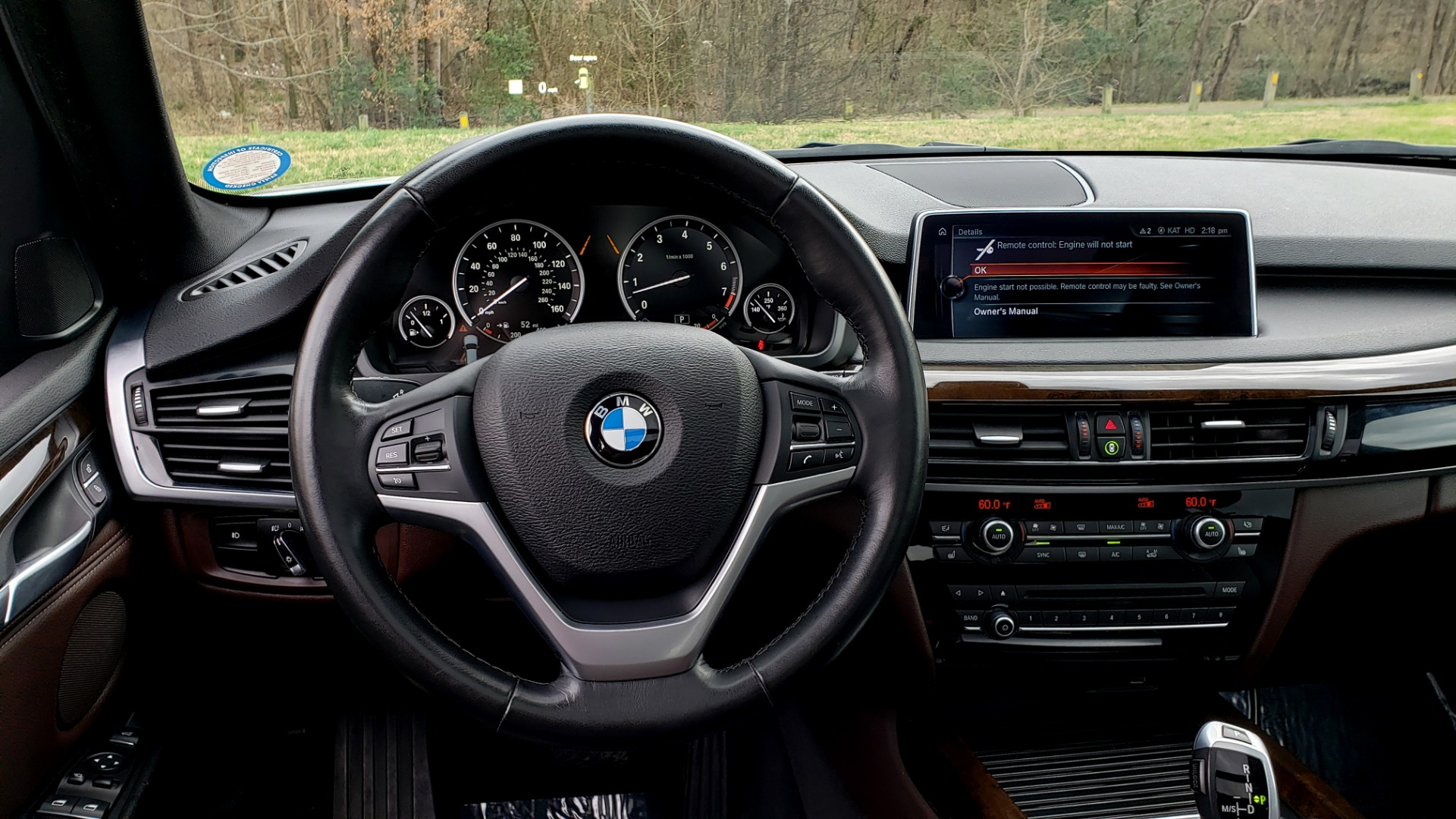 Used 2017 BMW X5 XDRIVE35I / NAV / HUD / DRVR ASST / SUNROOF / REARVIEW for sale Sold at Formula Imports in Charlotte NC 28227 38