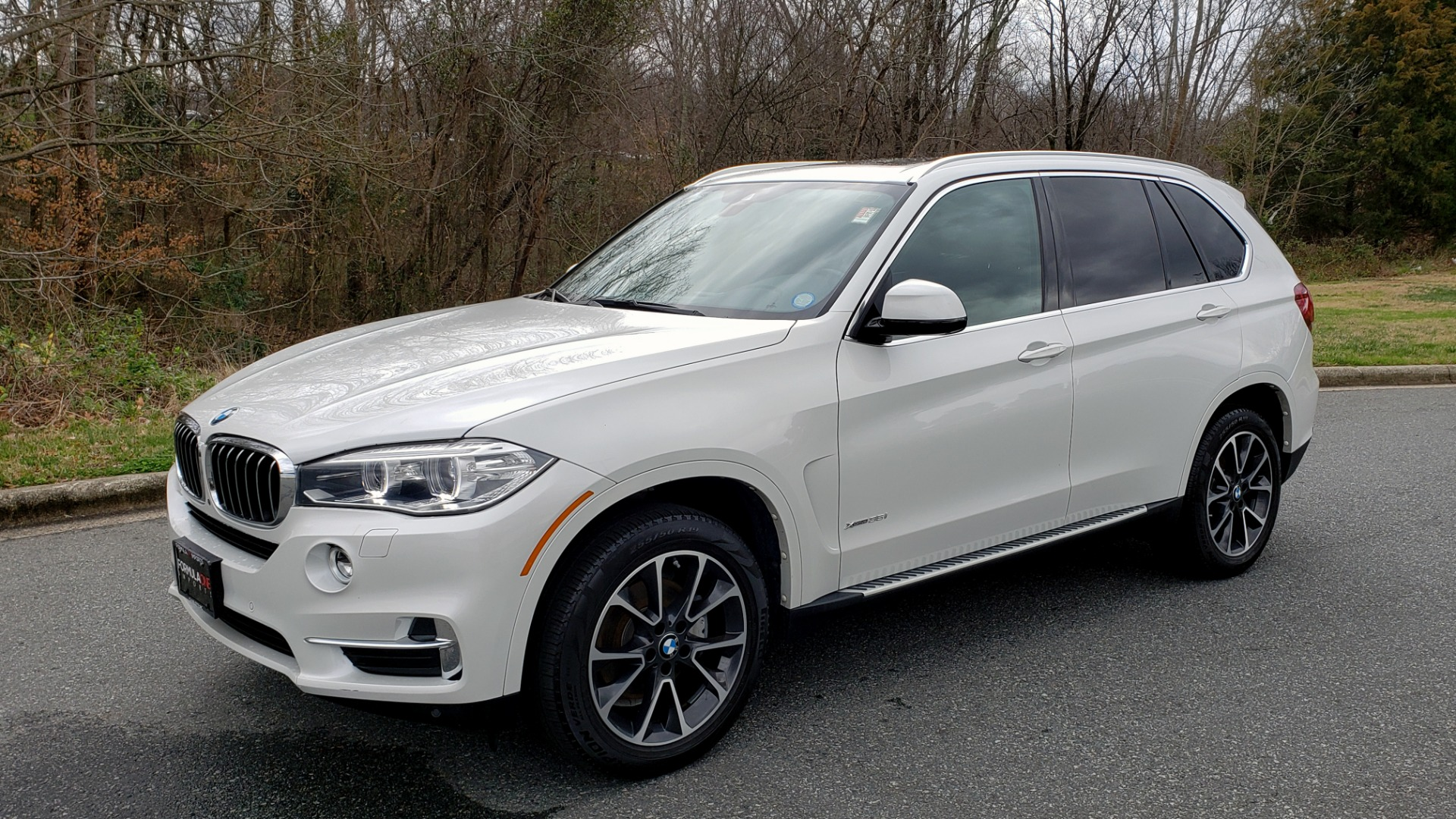Used 2017 BMW X5 XDRIVE35I / NAV / HUD / DRVR ASST / SUNROOF / REARVIEW for sale Sold at Formula Imports in Charlotte NC 28227 1