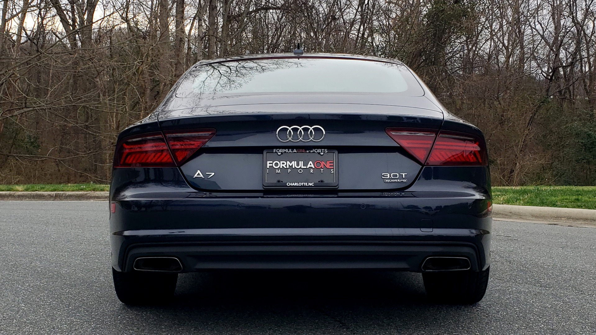Used 2017 Audi A7 PREMIUM PLUS / SPORT / CLD WTHR / SUNROOF / REARVIEW for sale Sold at Formula Imports in Charlotte NC 28227 28
