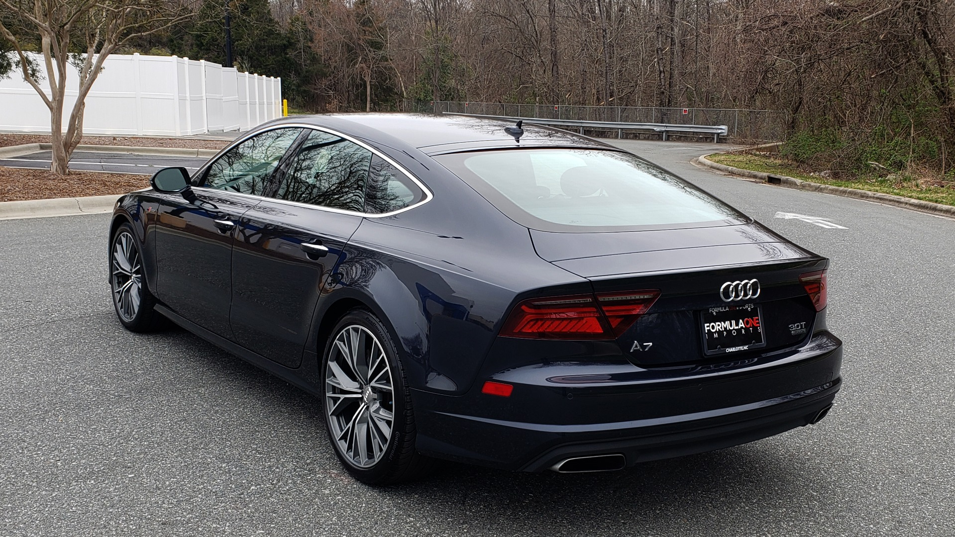 Used 2017 Audi A7 PREMIUM PLUS / SPORT / CLD WTHR / SUNROOF / REARVIEW for sale Sold at Formula Imports in Charlotte NC 28227 3