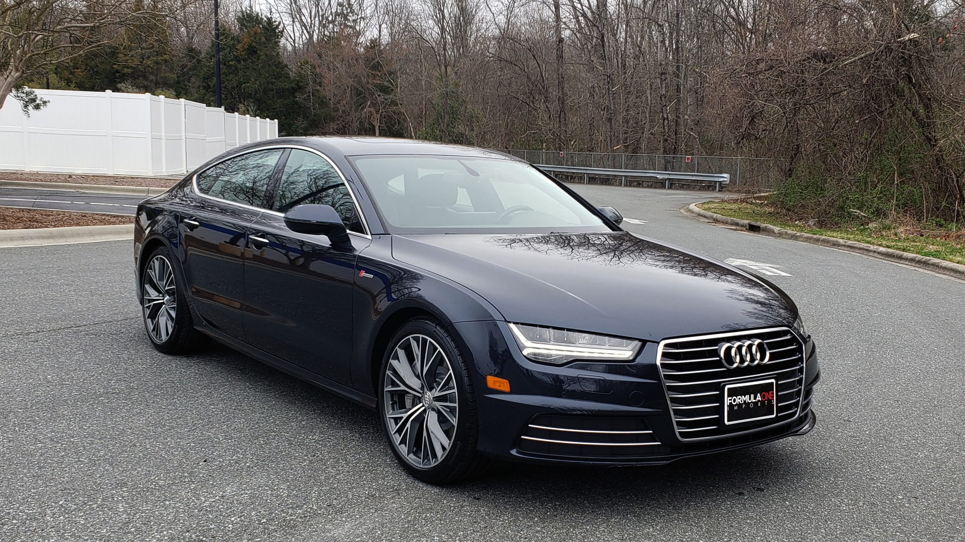 Used 2017 Audi A7 PREMIUM PLUS / SPORT / CLD WTHR / SUNROOF / REARVIEW for sale Sold at Formula Imports in Charlotte NC 28227 4