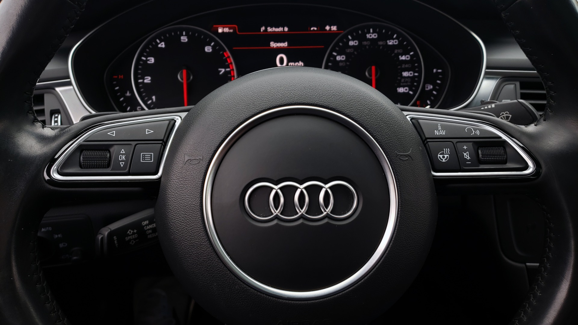 Used 2017 Audi A7 PREMIUM PLUS / SPORT / CLD WTHR / SUNROOF / REARVIEW for sale Sold at Formula Imports in Charlotte NC 28227 43