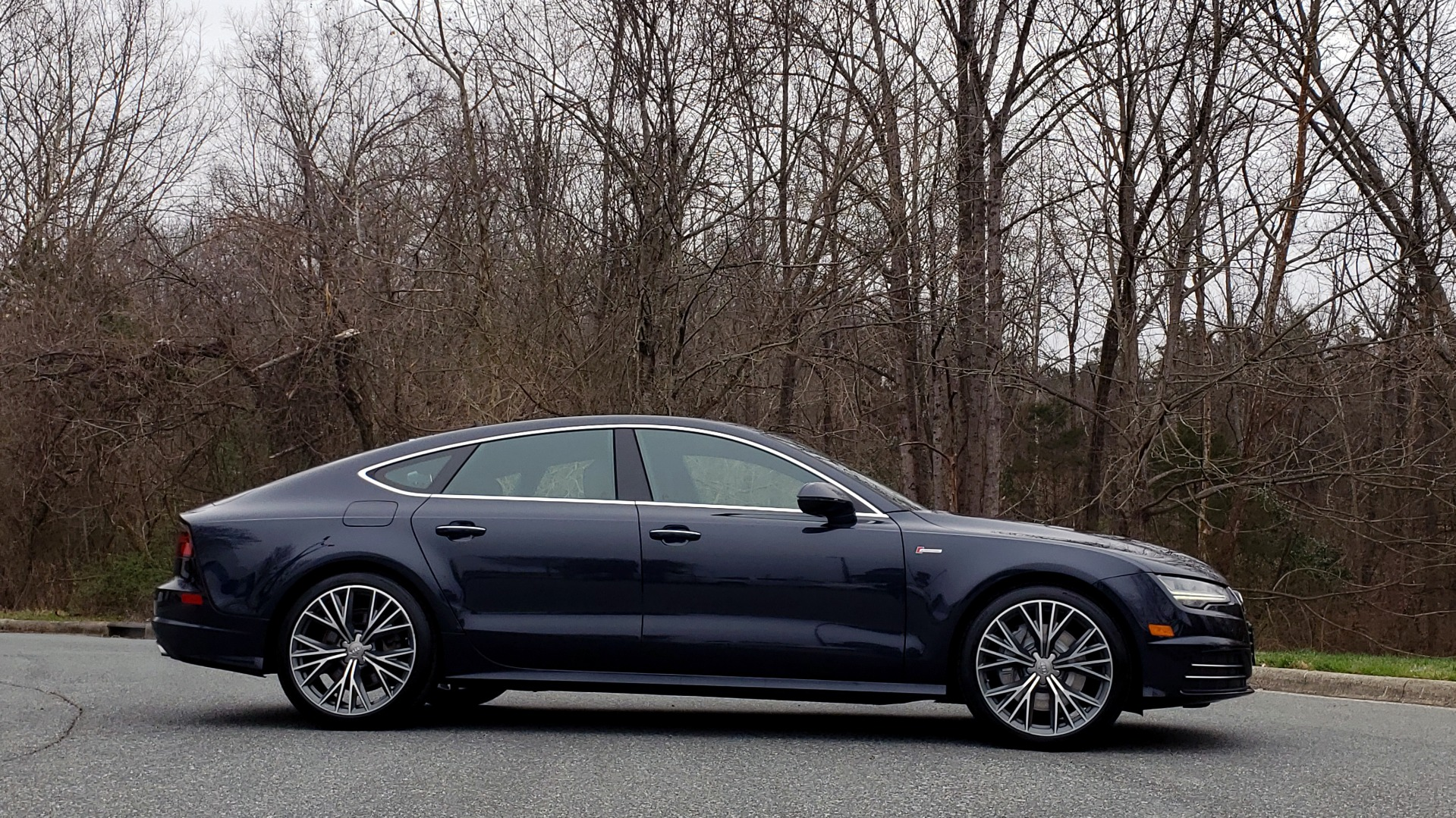 Used 2017 Audi A7 PREMIUM PLUS / SPORT / CLD WTHR / SUNROOF / REARVIEW for sale Sold at Formula Imports in Charlotte NC 28227 5