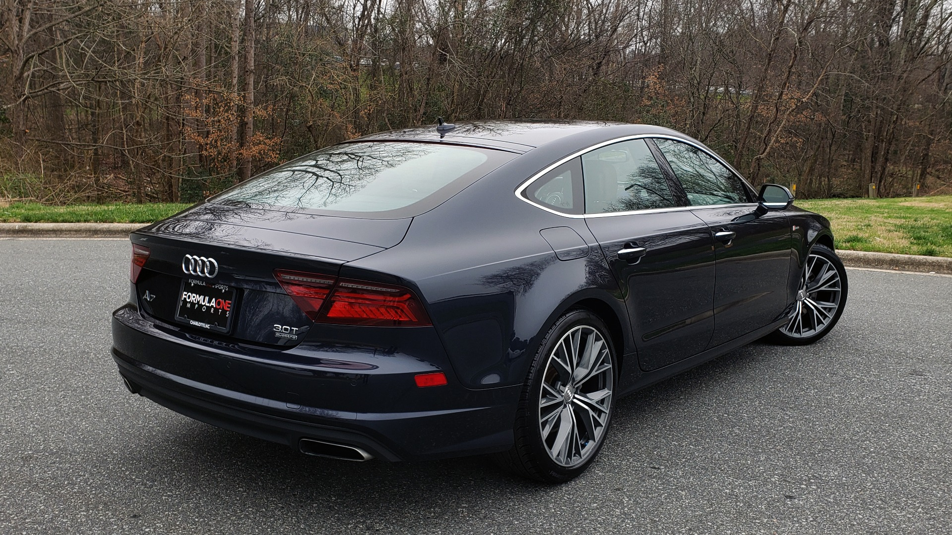 Used 2017 Audi A7 PREMIUM PLUS / SPORT / CLD WTHR / SUNROOF / REARVIEW for sale Sold at Formula Imports in Charlotte NC 28227 6