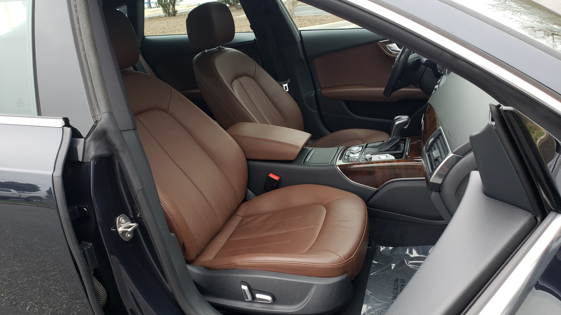 Used 2017 Audi A7 PREMIUM PLUS / SPORT / CLD WTHR / SUNROOF / REARVIEW for sale Sold at Formula Imports in Charlotte NC 28227 71