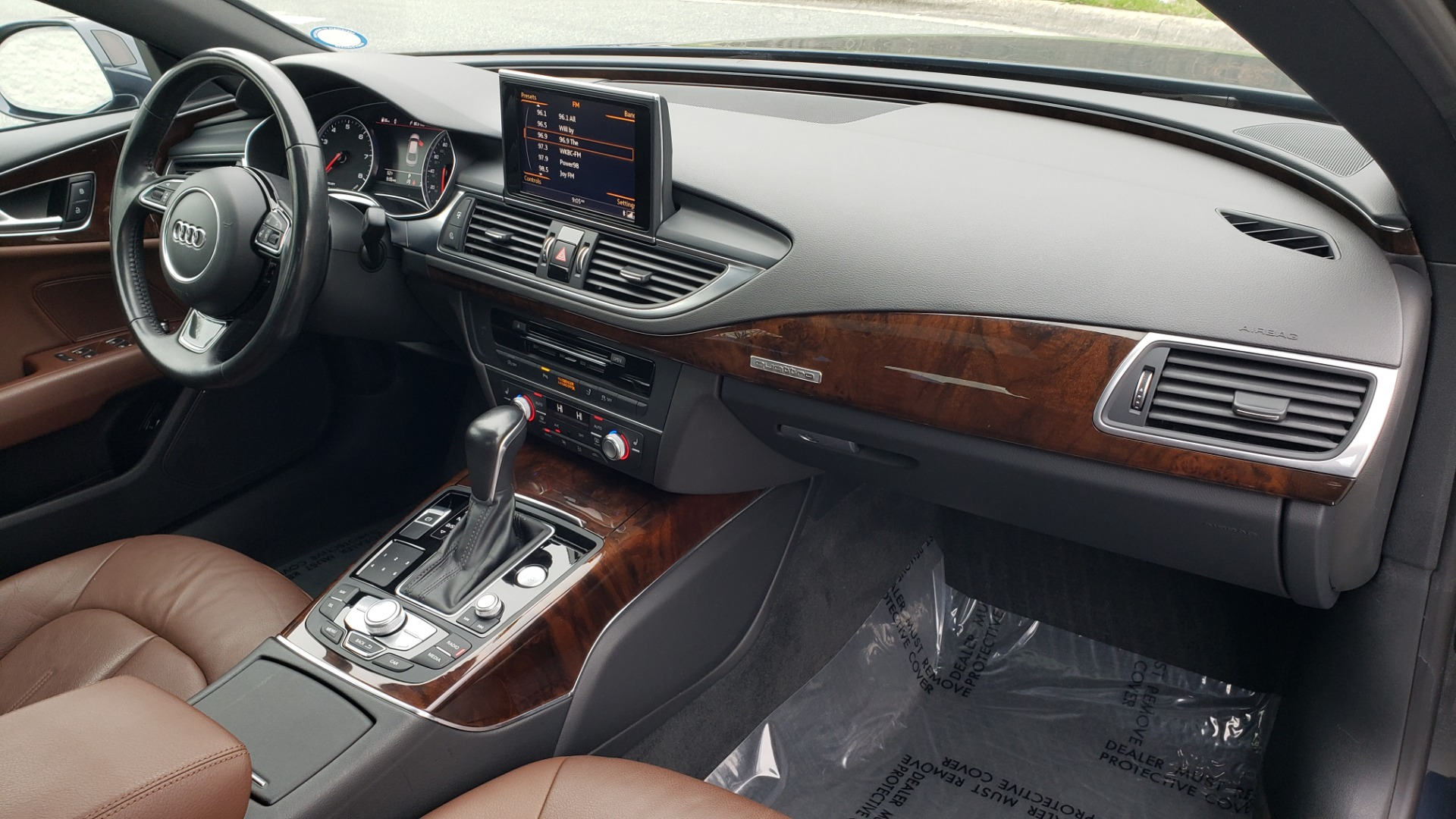 Used 2017 Audi A7 PREMIUM PLUS / SPORT / CLD WTHR / SUNROOF / REARVIEW for sale Sold at Formula Imports in Charlotte NC 28227 72
