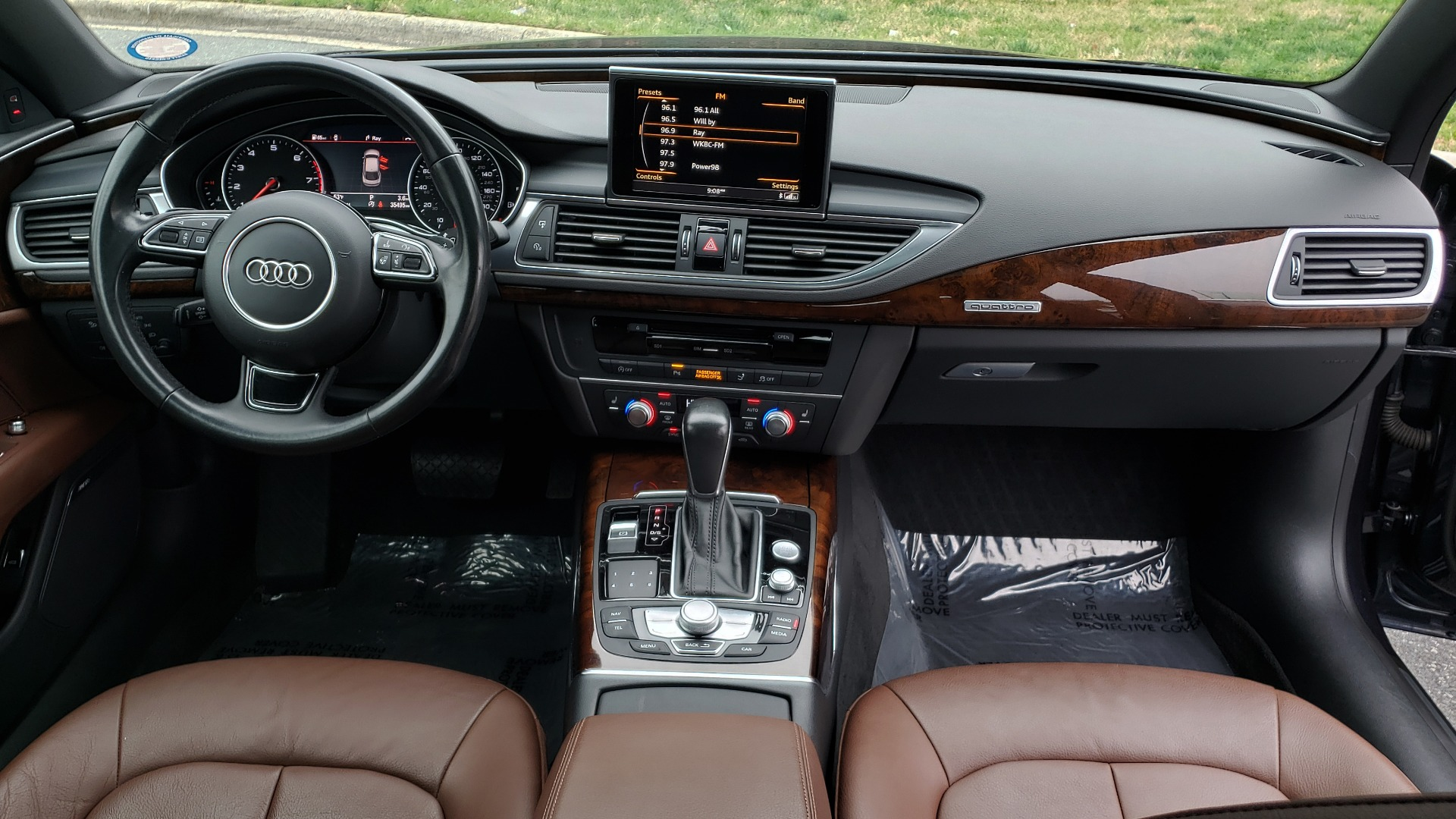 Used 2017 Audi A7 PREMIUM PLUS / SPORT / CLD WTHR / SUNROOF / REARVIEW for sale Sold at Formula Imports in Charlotte NC 28227 82
