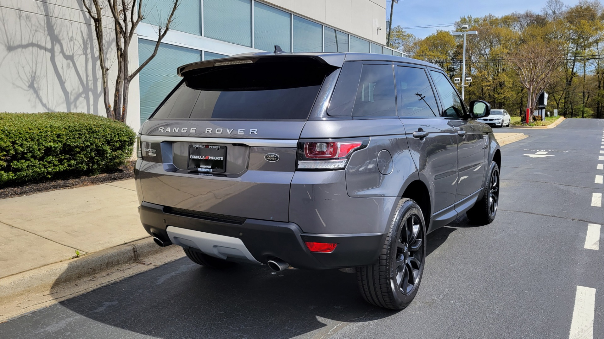Used 2016 Land Rover RANGE ROVER SPORT SC V6 HSE / NAV / SUNROOF / REARVIEW / HTD STS / COOLER for sale Sold at Formula Imports in Charlotte NC 28227 2