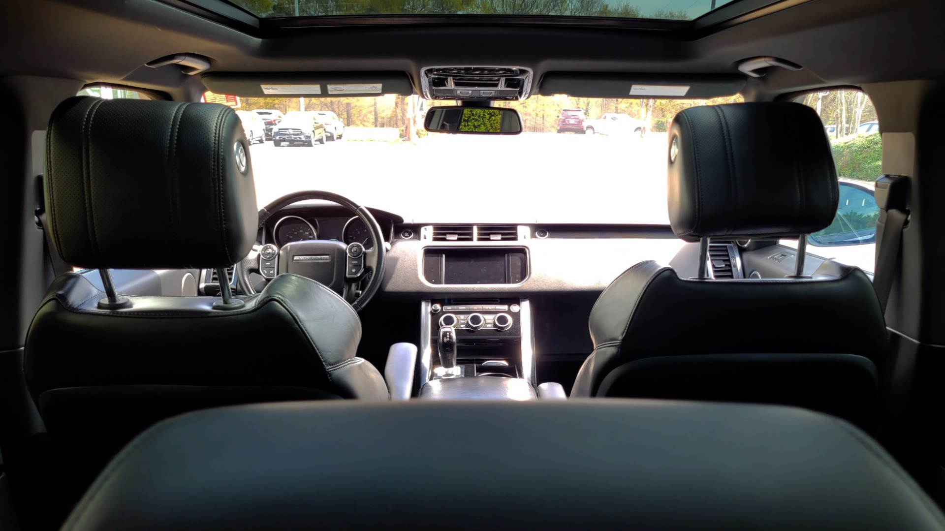 Used 2016 Land Rover RANGE ROVER SPORT SC V6 HSE / NAV / SUNROOF / REARVIEW / HTD STS / COOLER for sale Sold at Formula Imports in Charlotte NC 28227 20