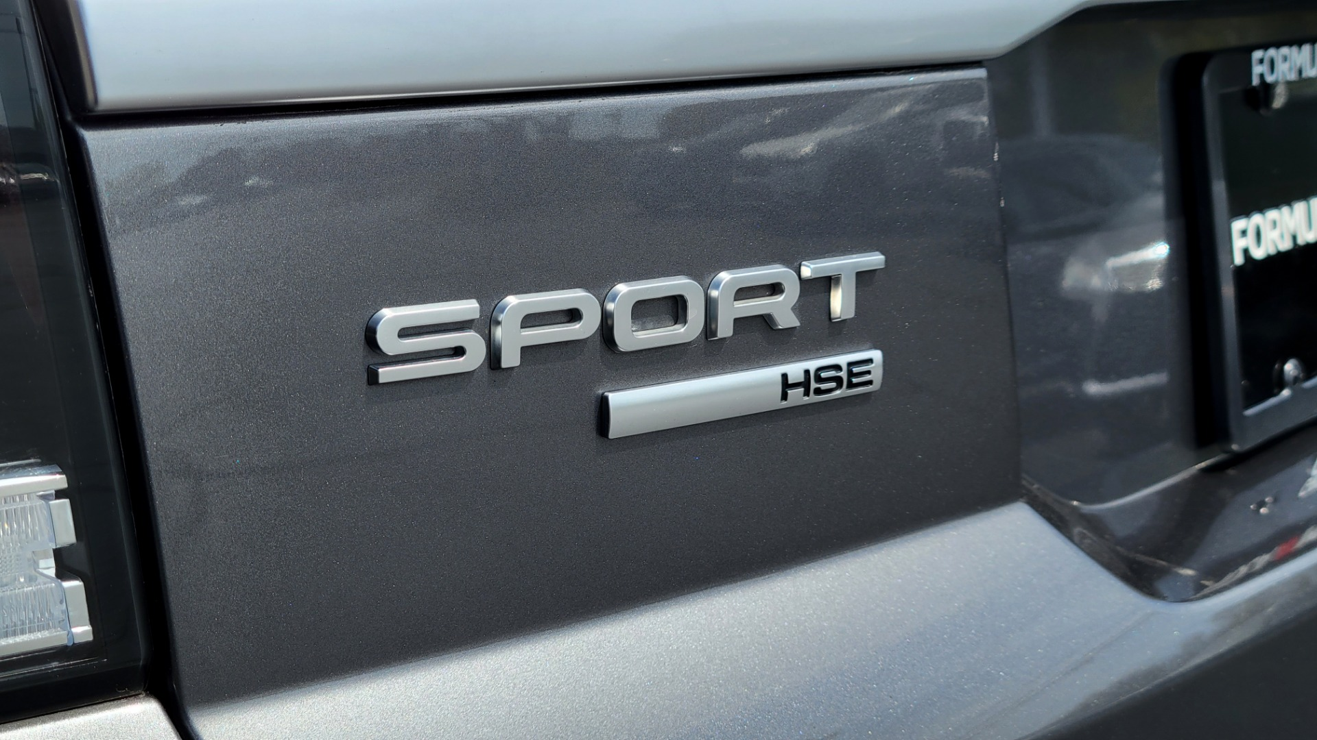 Used 2016 Land Rover RANGE ROVER SPORT SC V6 HSE / NAV / SUNROOF / REARVIEW / HTD STS / COOLER for sale Sold at Formula Imports in Charlotte NC 28227 27