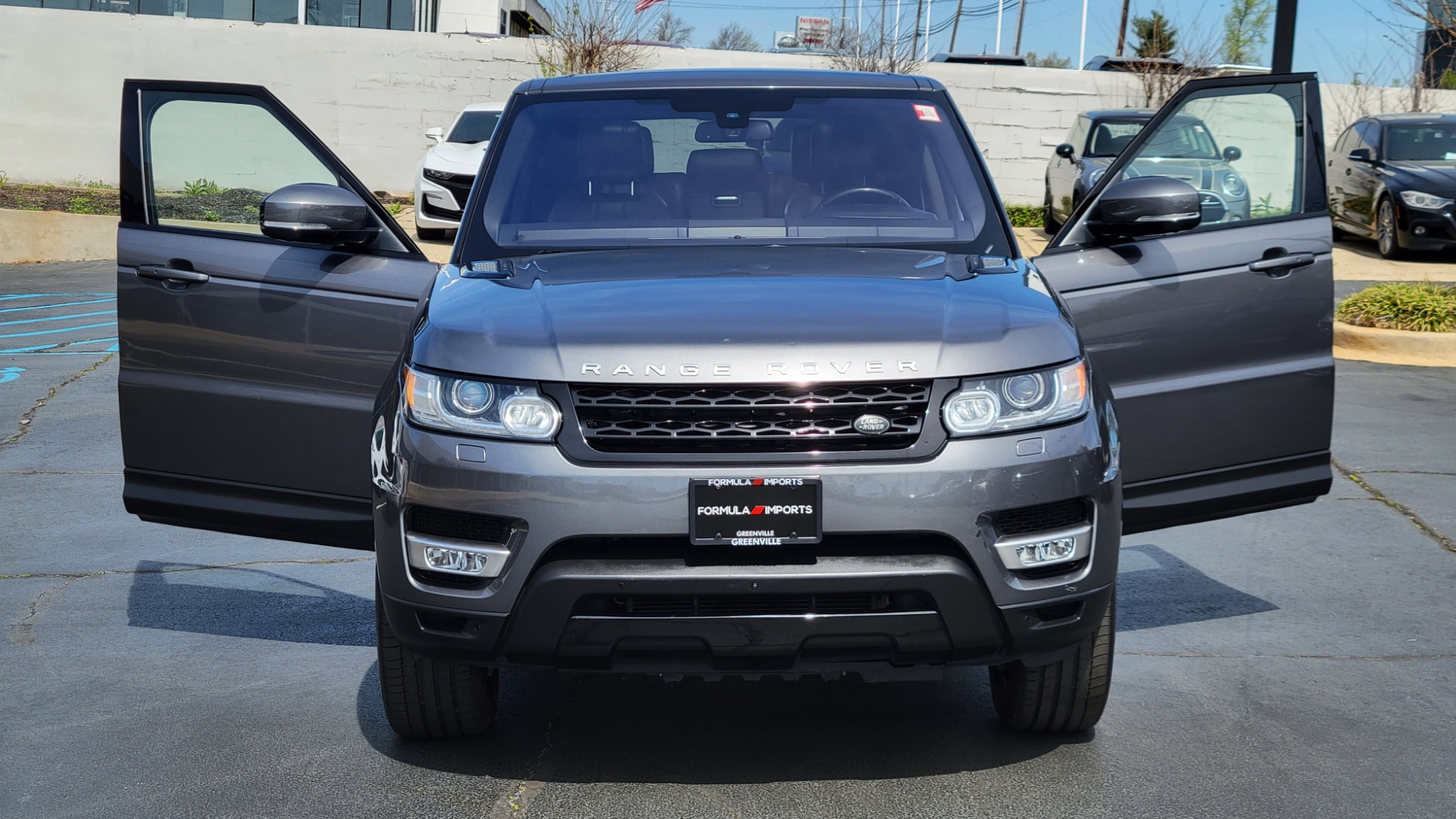 Used 2016 Land Rover RANGE ROVER SPORT SC V6 HSE / NAV / SUNROOF / REARVIEW / HTD STS / COOLER for sale Sold at Formula Imports in Charlotte NC 28227 29