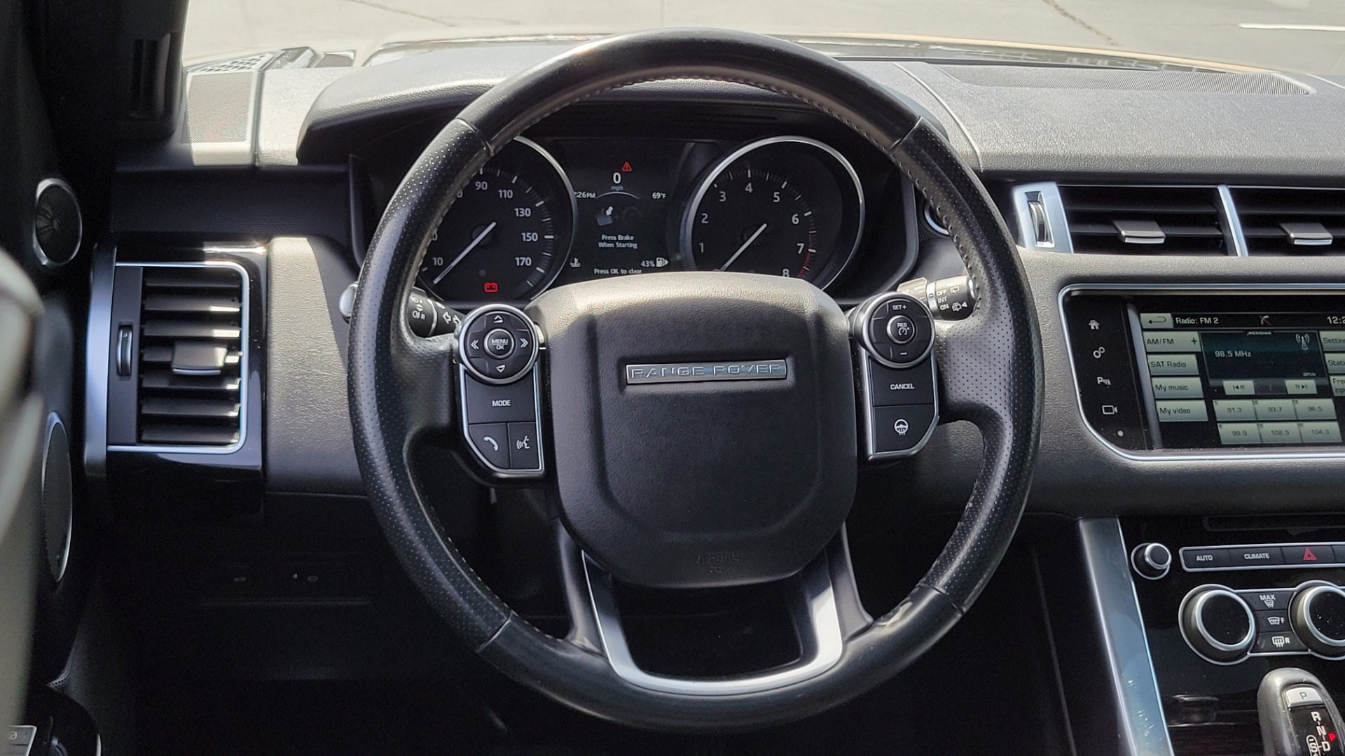 Used 2016 Land Rover RANGE ROVER SPORT SC V6 HSE / NAV / SUNROOF / REARVIEW / HTD STS / COOLER for sale Sold at Formula Imports in Charlotte NC 28227 44