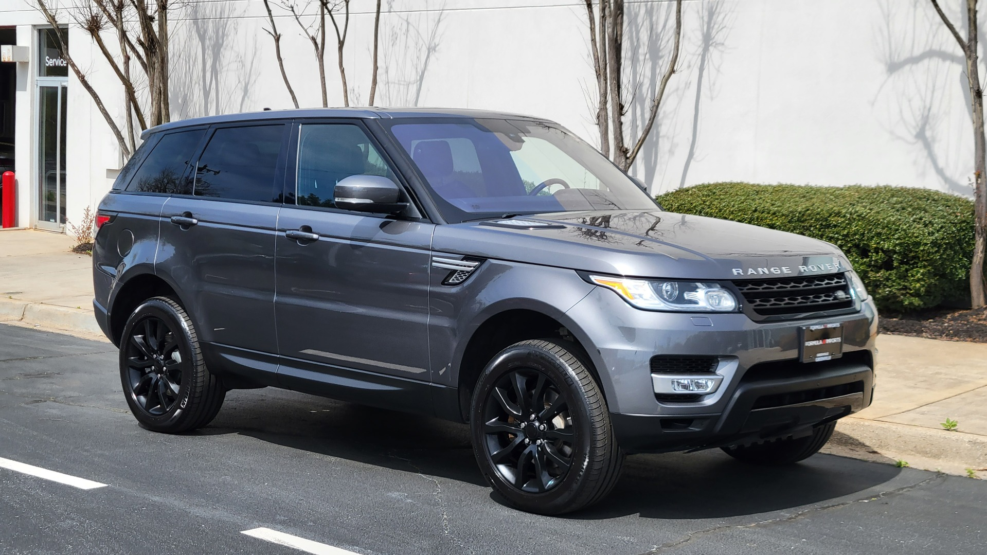 Used 2016 Land Rover Range Rover Sport V6 HSE for sale $44,995 at Formula Imports in Charlotte NC 28227 5