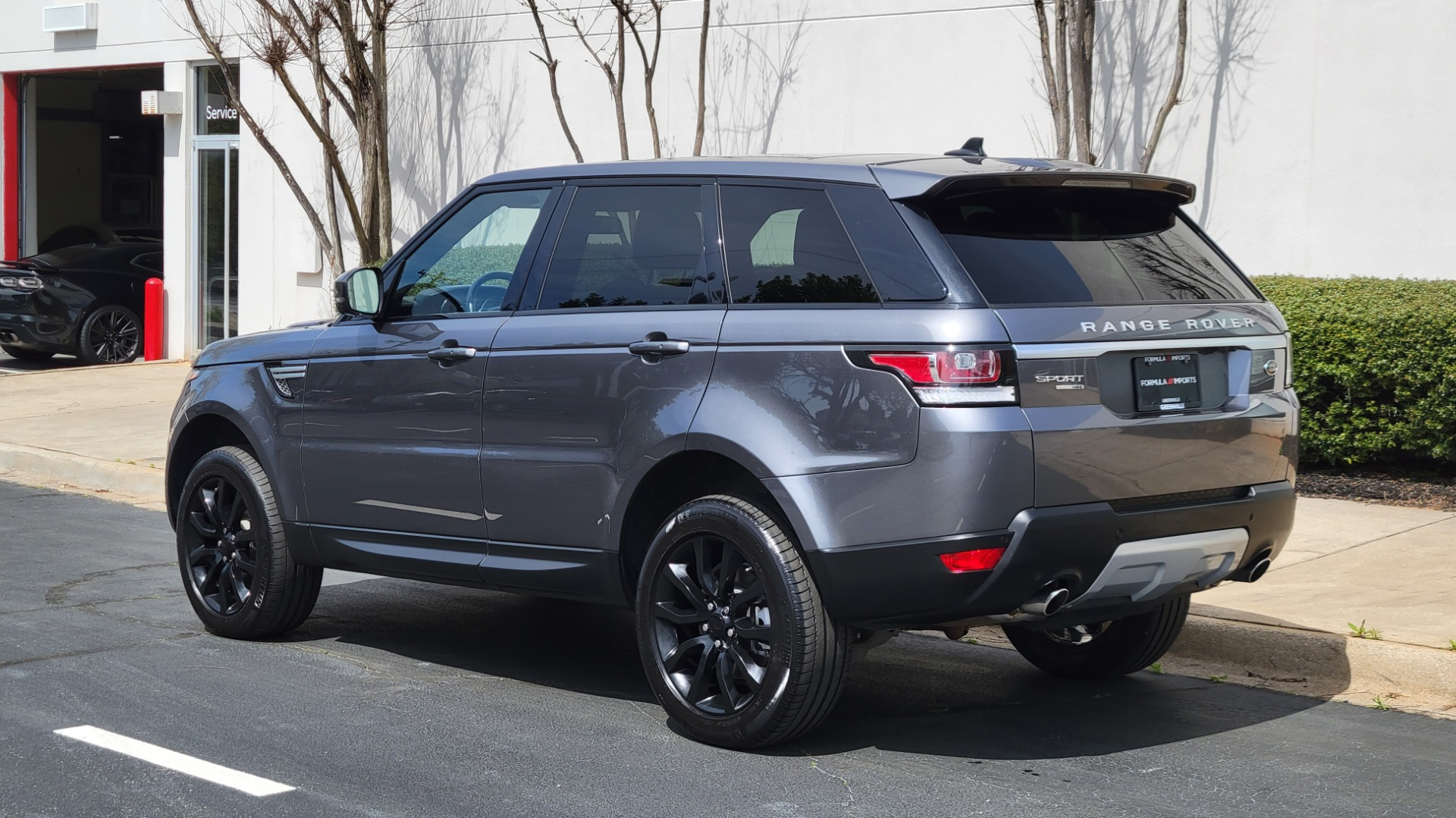Used 2016 Land Rover RANGE ROVER SPORT SC V6 HSE / NAV / SUNROOF / REARVIEW / HTD STS / COOLER for sale Sold at Formula Imports in Charlotte NC 28227 6