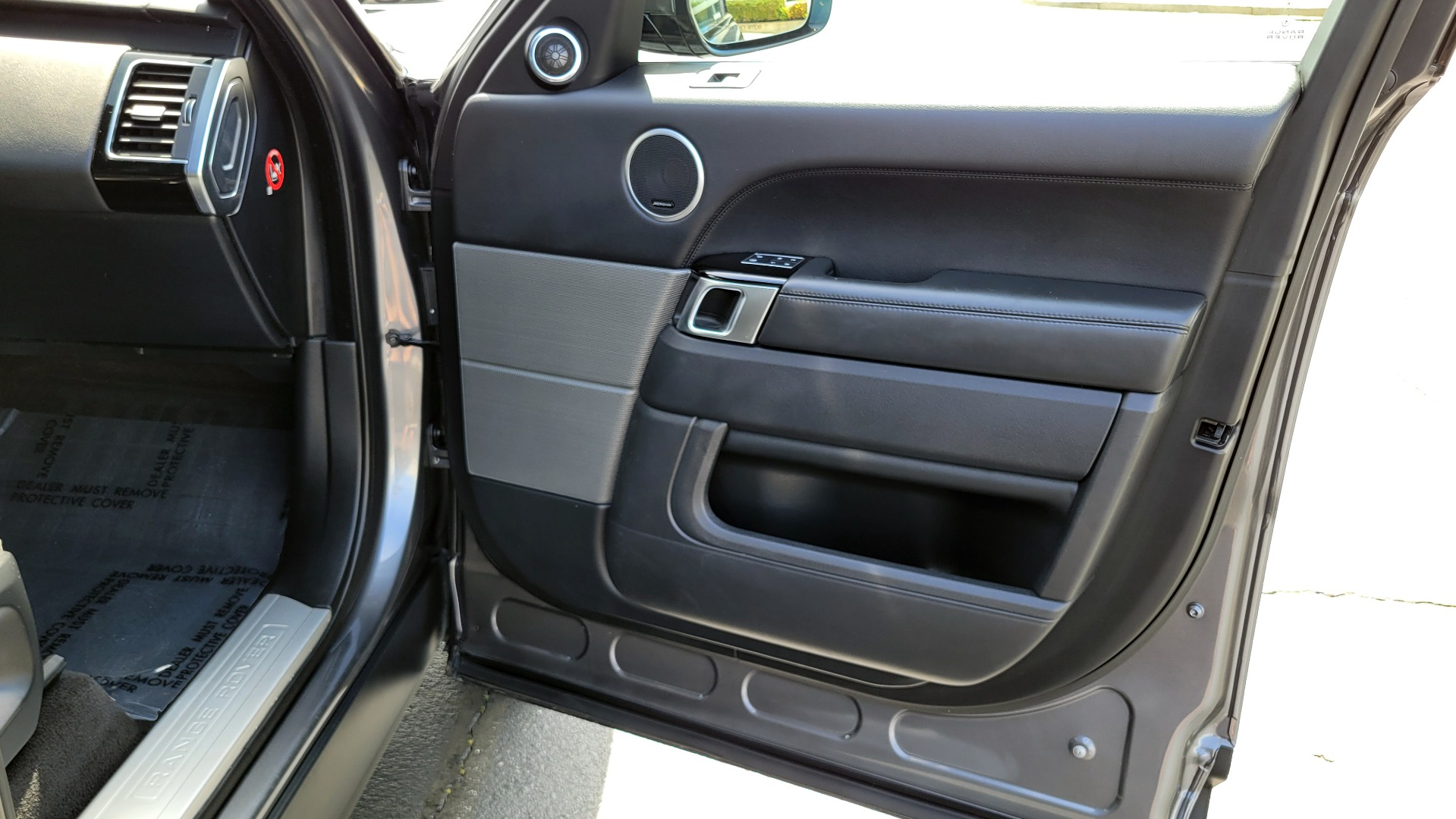 Used 2016 Land Rover RANGE ROVER SPORT SC V6 HSE / NAV / SUNROOF / REARVIEW / HTD STS / COOLER for sale Sold at Formula Imports in Charlotte NC 28227 65