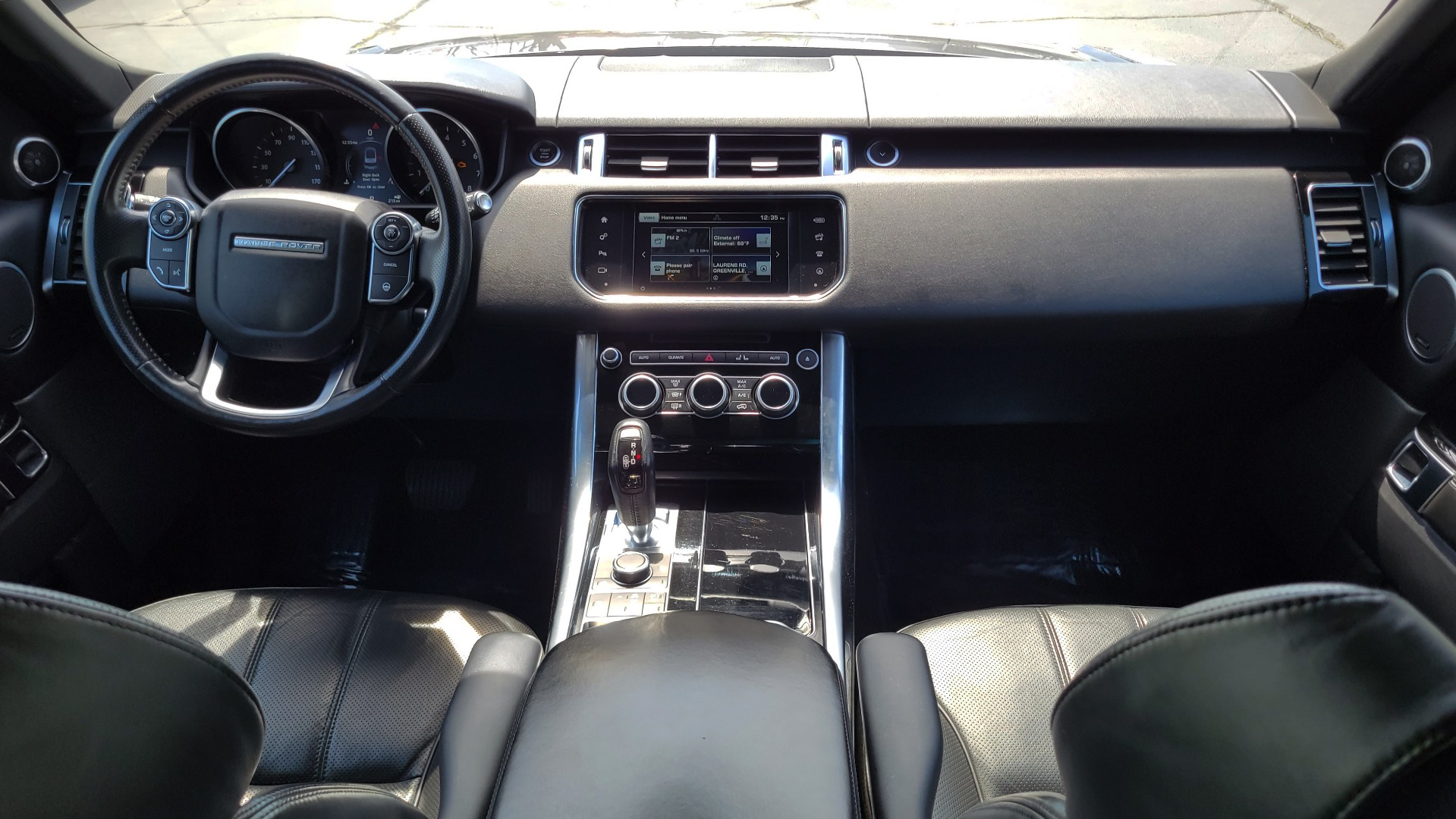 Used 2016 Land Rover Range Rover Sport V6 HSE for sale $44,995 at Formula Imports in Charlotte NC 28227 78