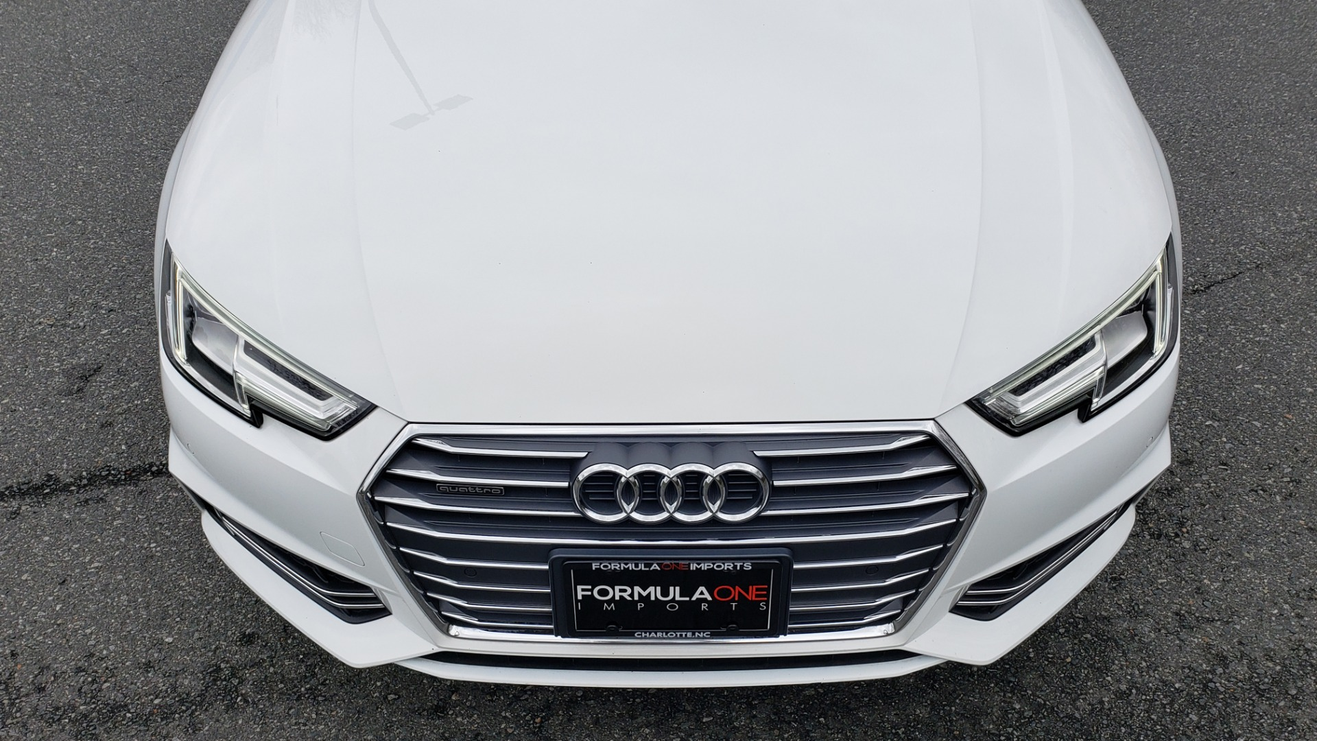 Used 2017 Audi A4 PREMIUM PLUS / TECH / CLD WTHR / NAV / SUNROOF for sale Sold at Formula Imports in Charlotte NC 28227 13
