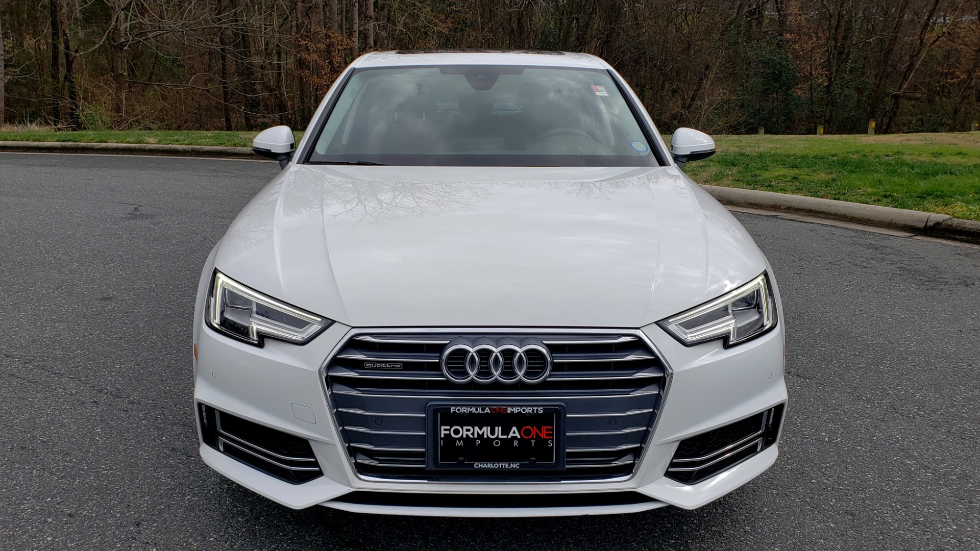 Used 2017 Audi A4 PREMIUM PLUS / TECH / CLD WTHR / NAV / SUNROOF for sale Sold at Formula Imports in Charlotte NC 28227 19
