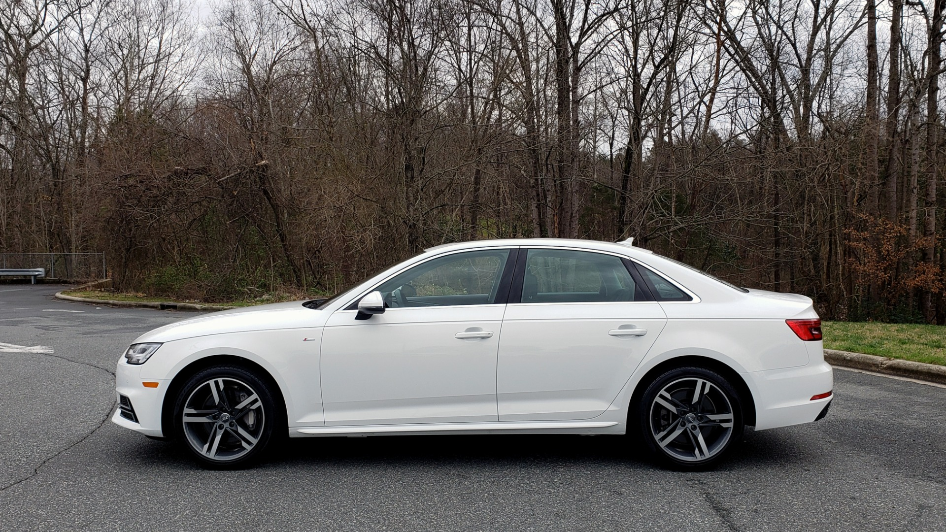 Used 2017 Audi A4 PREMIUM PLUS / TECH / CLD WTHR / NAV / SUNROOF for sale Sold at Formula Imports in Charlotte NC 28227 2