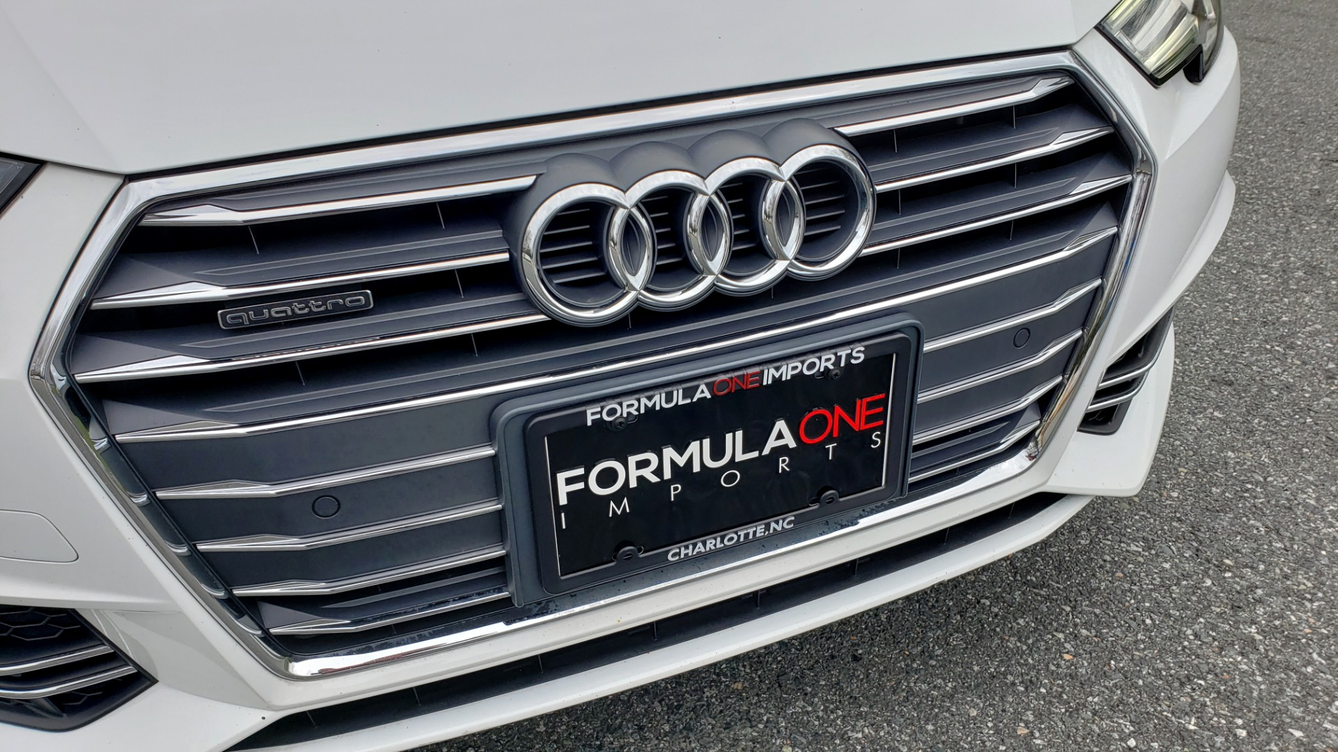 Used 2017 Audi A4 PREMIUM PLUS / TECH / CLD WTHR / NAV / SUNROOF for sale Sold at Formula Imports in Charlotte NC 28227 22