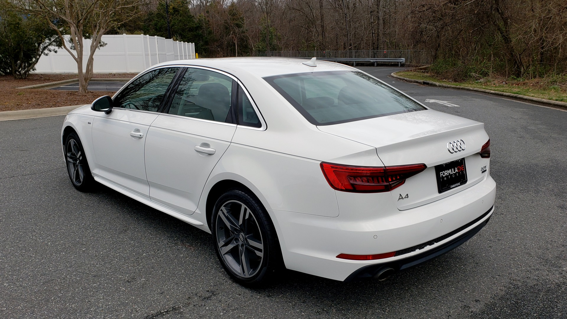 Used 2017 Audi A4 PREMIUM PLUS / TECH / CLD WTHR / NAV / SUNROOF for sale Sold at Formula Imports in Charlotte NC 28227 3