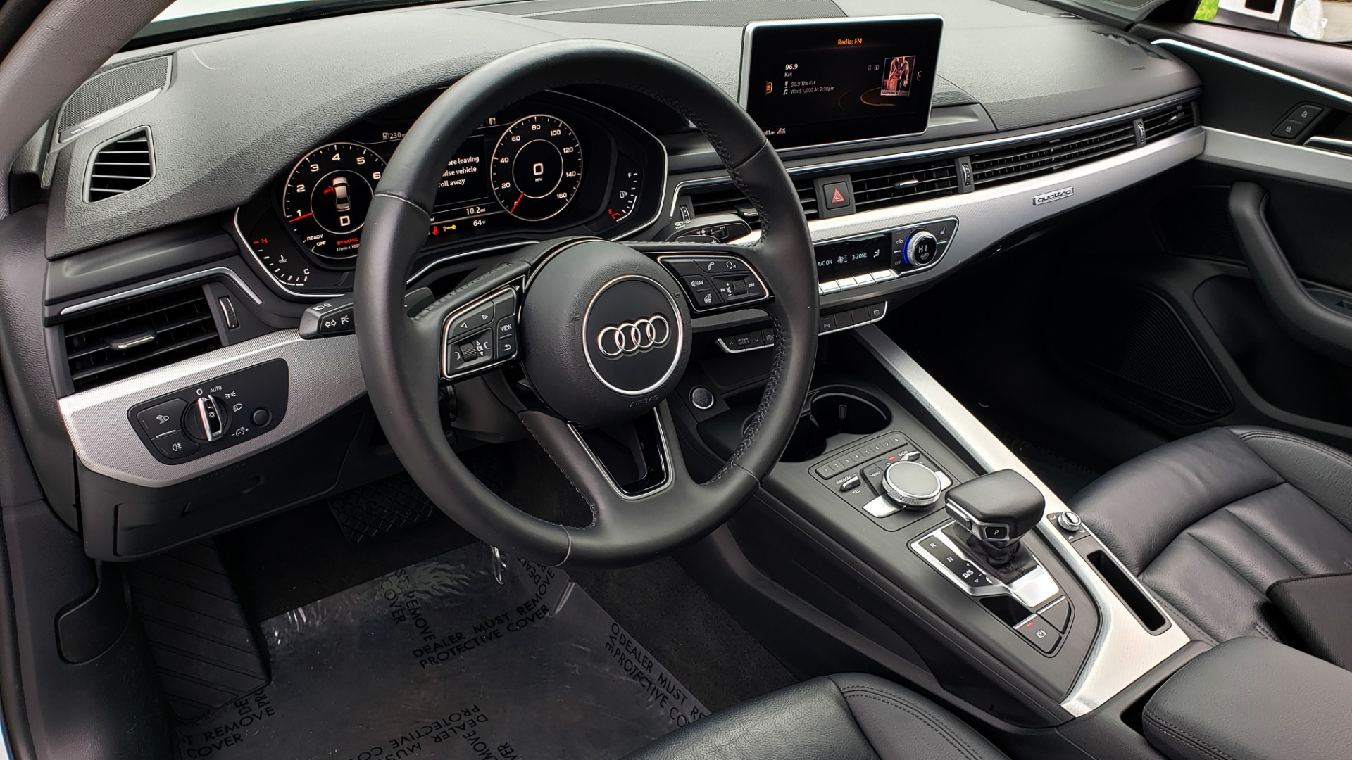 Used 2017 Audi A4 PREMIUM PLUS / TECH / CLD WTHR / NAV / SUNROOF for sale Sold at Formula Imports in Charlotte NC 28227 35
