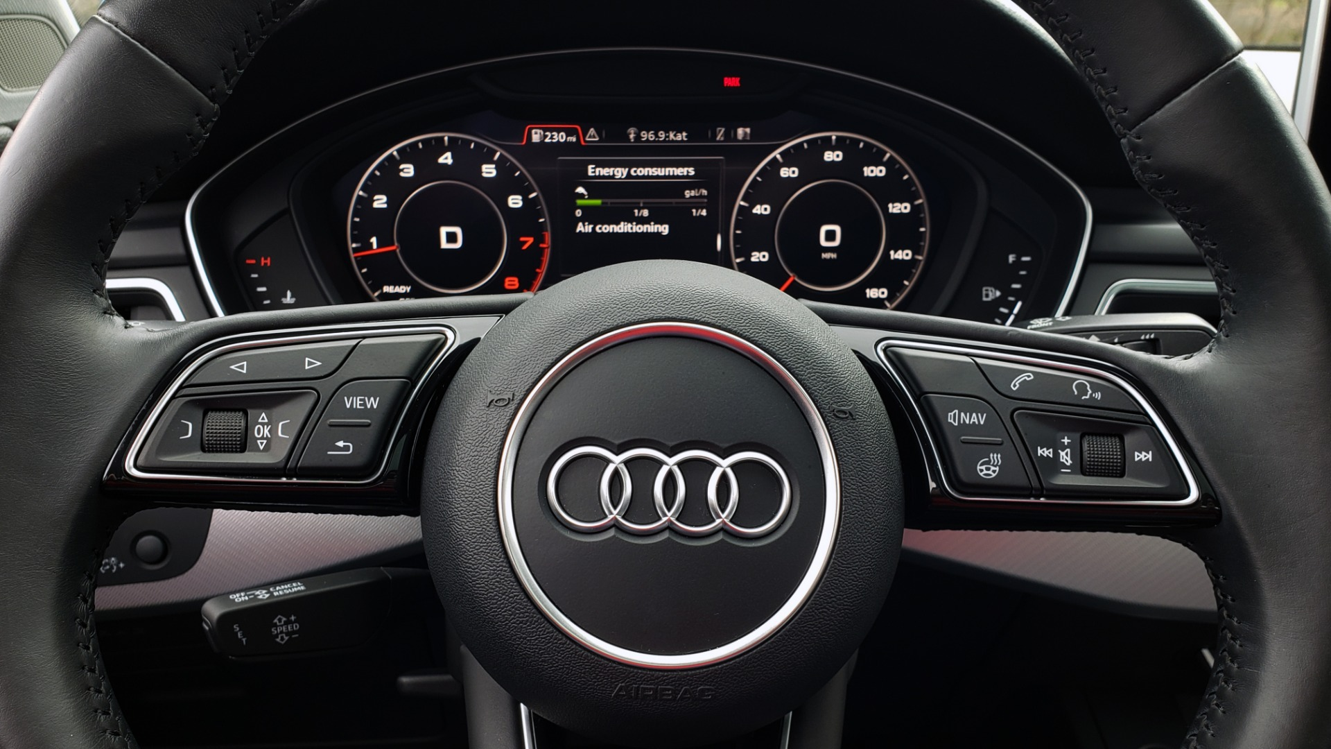 Used 2017 Audi A4 PREMIUM PLUS / TECH / CLD WTHR / NAV / SUNROOF for sale Sold at Formula Imports in Charlotte NC 28227 38