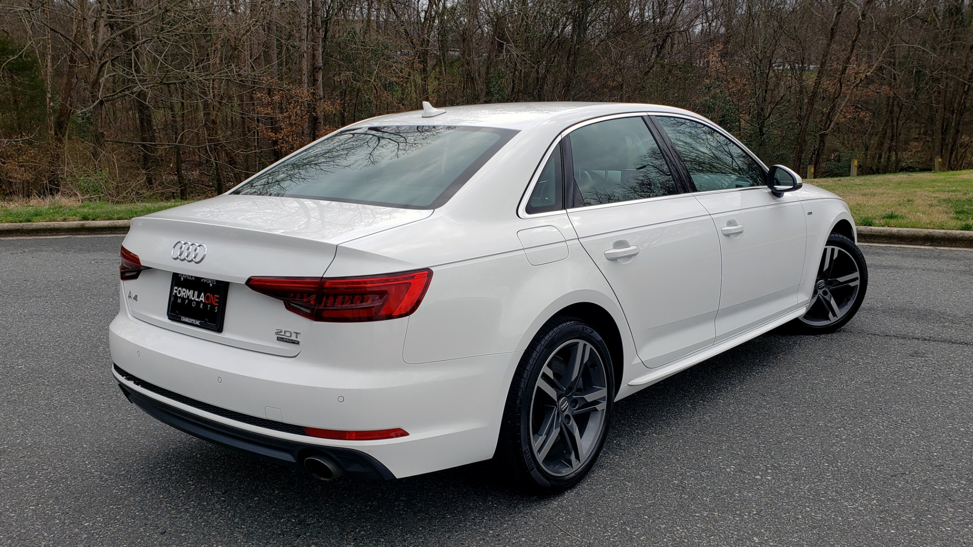 Used 2017 Audi A4 PREMIUM PLUS / TECH / CLD WTHR / NAV / SUNROOF for sale Sold at Formula Imports in Charlotte NC 28227 6