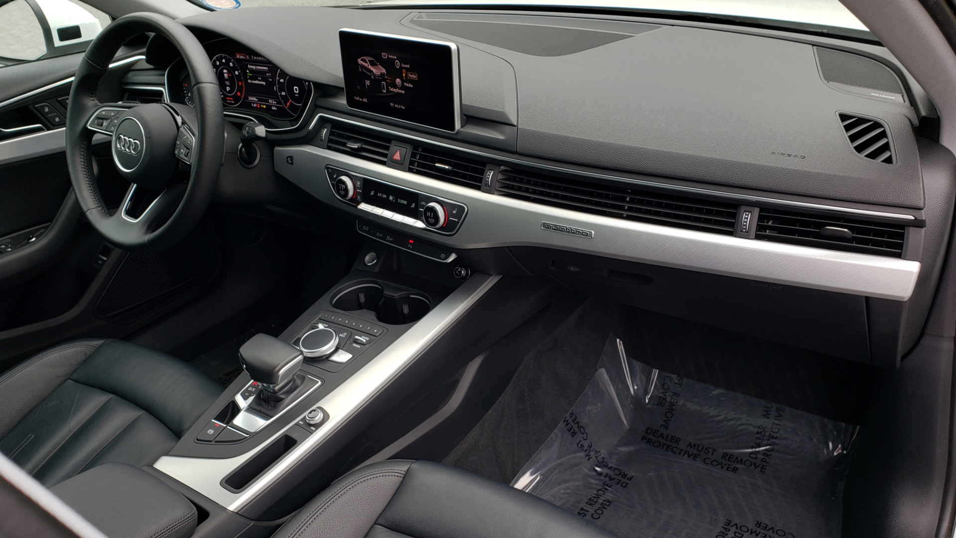 Used 2017 Audi A4 PREMIUM PLUS / TECH / CLD WTHR / NAV / SUNROOF for sale Sold at Formula Imports in Charlotte NC 28227 69