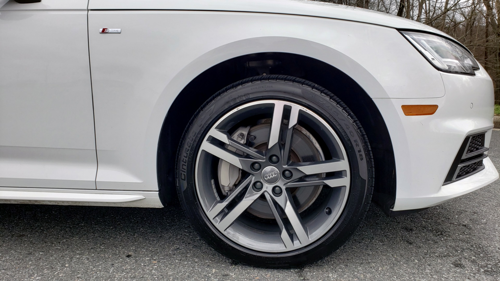 Used 2017 Audi A4 PREMIUM PLUS / TECH / CLD WTHR / NAV / SUNROOF for sale Sold at Formula Imports in Charlotte NC 28227 85