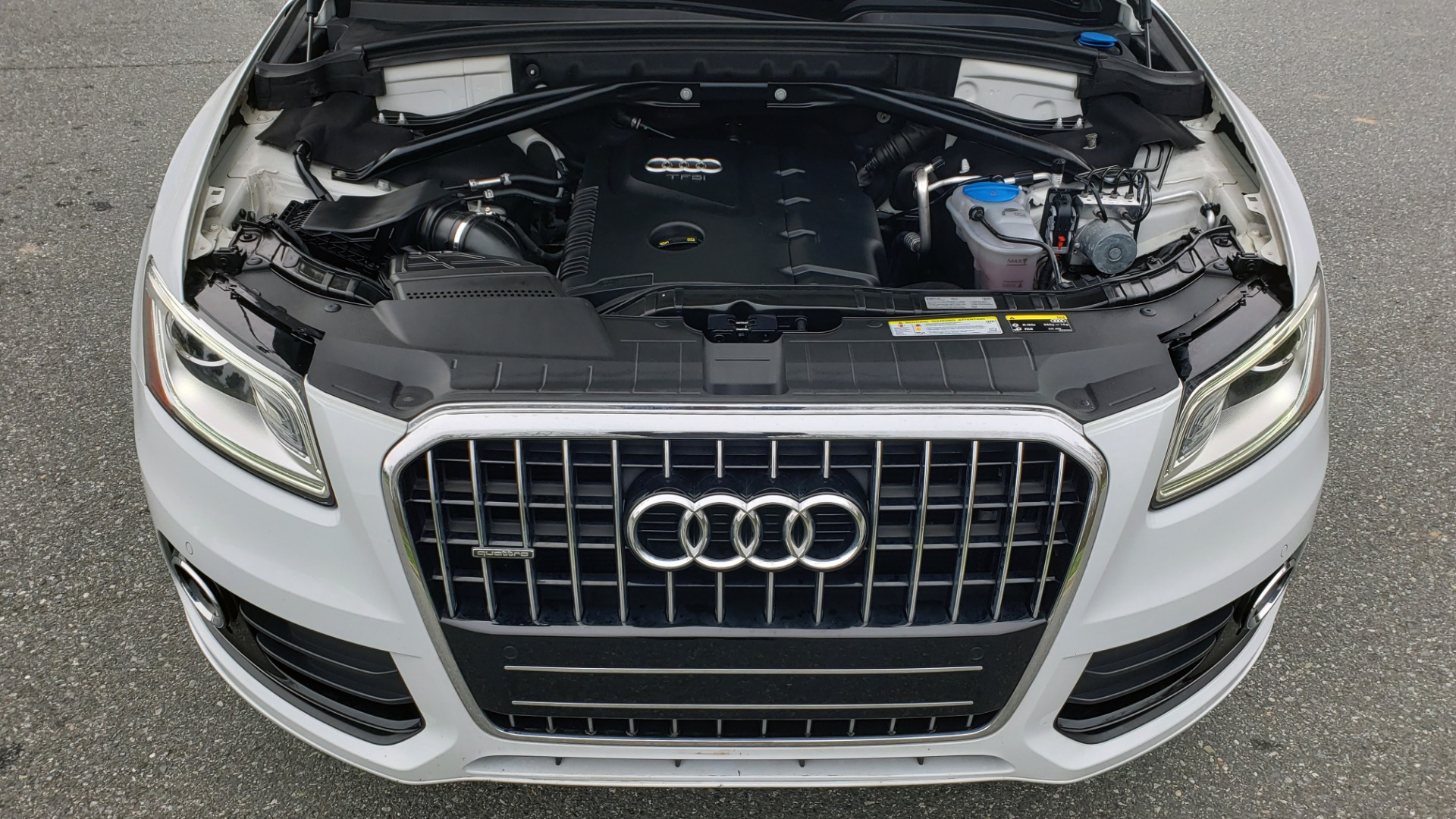 Used 2017 Audi Q5 PREMIUM PLUS / TECH / NAV / PANO-ROOF / B&O SND / REARVIEW for sale Sold at Formula Imports in Charlotte NC 28227 11
