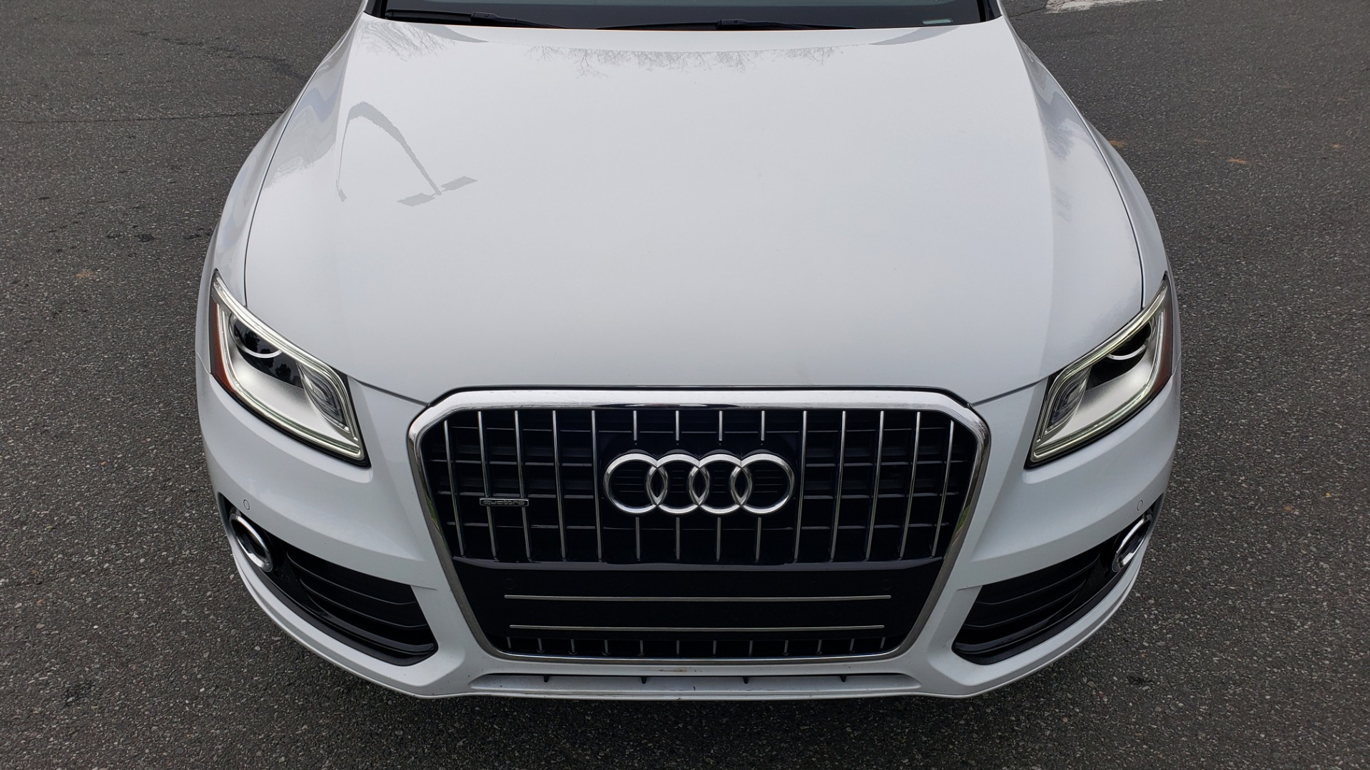 Used 2017 Audi Q5 PREMIUM PLUS / TECH / NAV / PANO-ROOF / B&O SND / REARVIEW for sale Sold at Formula Imports in Charlotte NC 28227 16