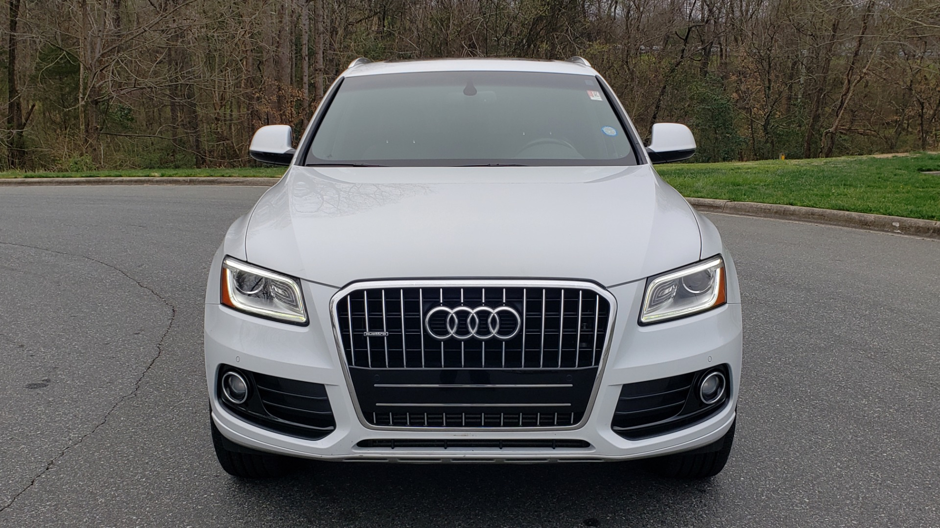 Used 2017 Audi Q5 PREMIUM PLUS / TECH / NAV / PANO-ROOF / B&O SND / REARVIEW for sale Sold at Formula Imports in Charlotte NC 28227 24